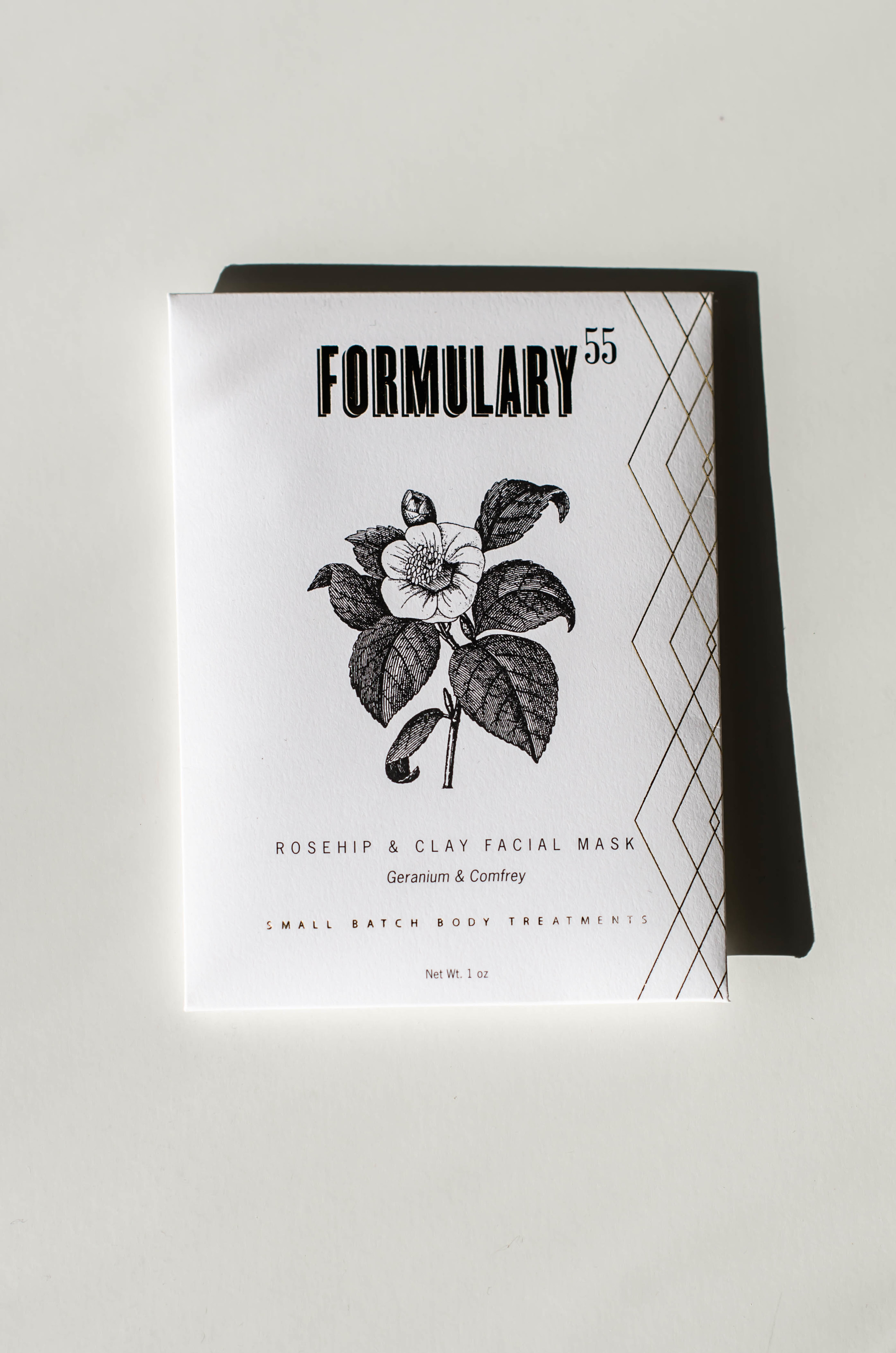 For the World Traveler |  Formulary 55 Rosehip & Clay Facial Mask