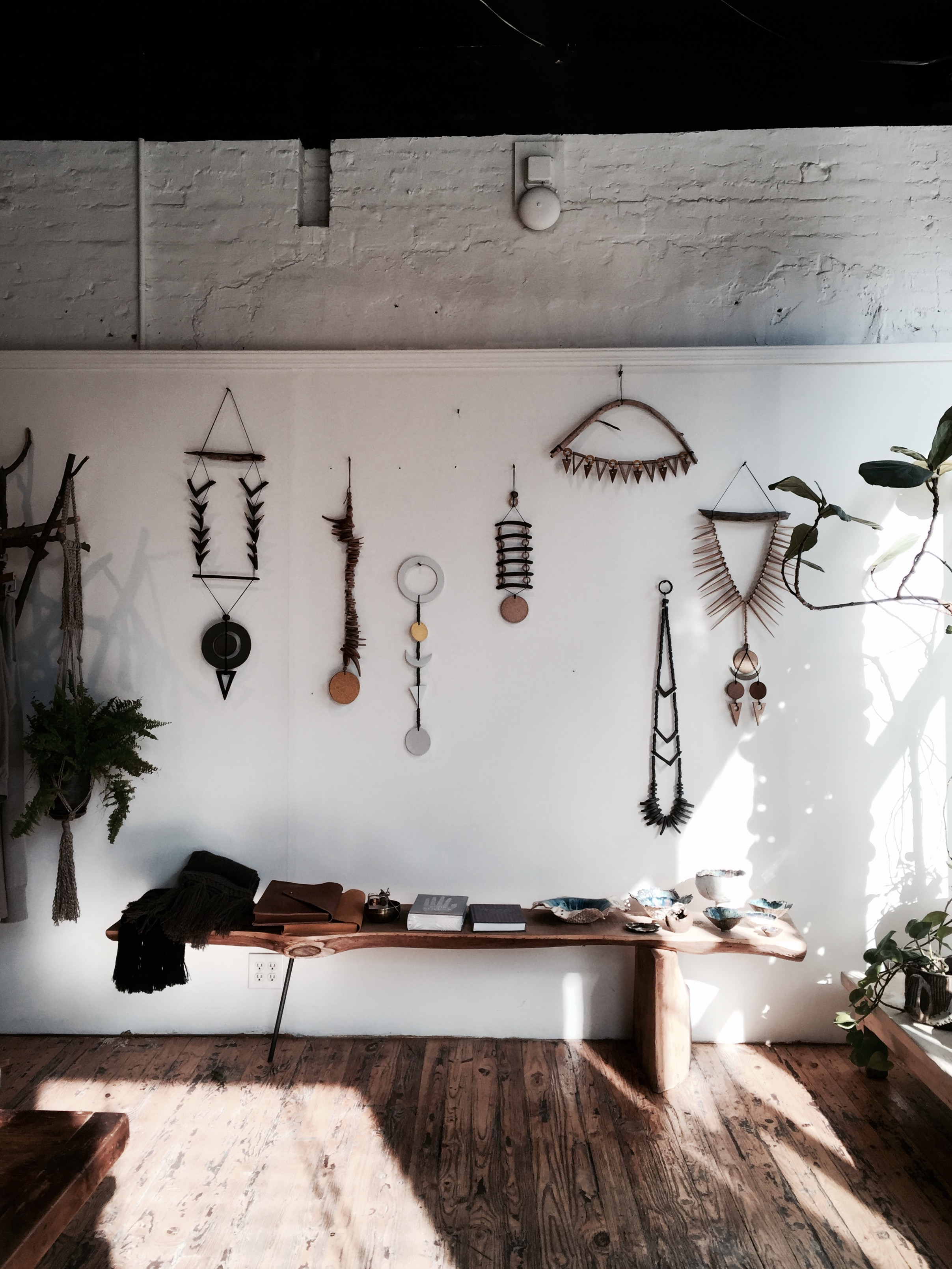 ROSE & IVY Journal Pretty Shops Oroboro Brooklyn