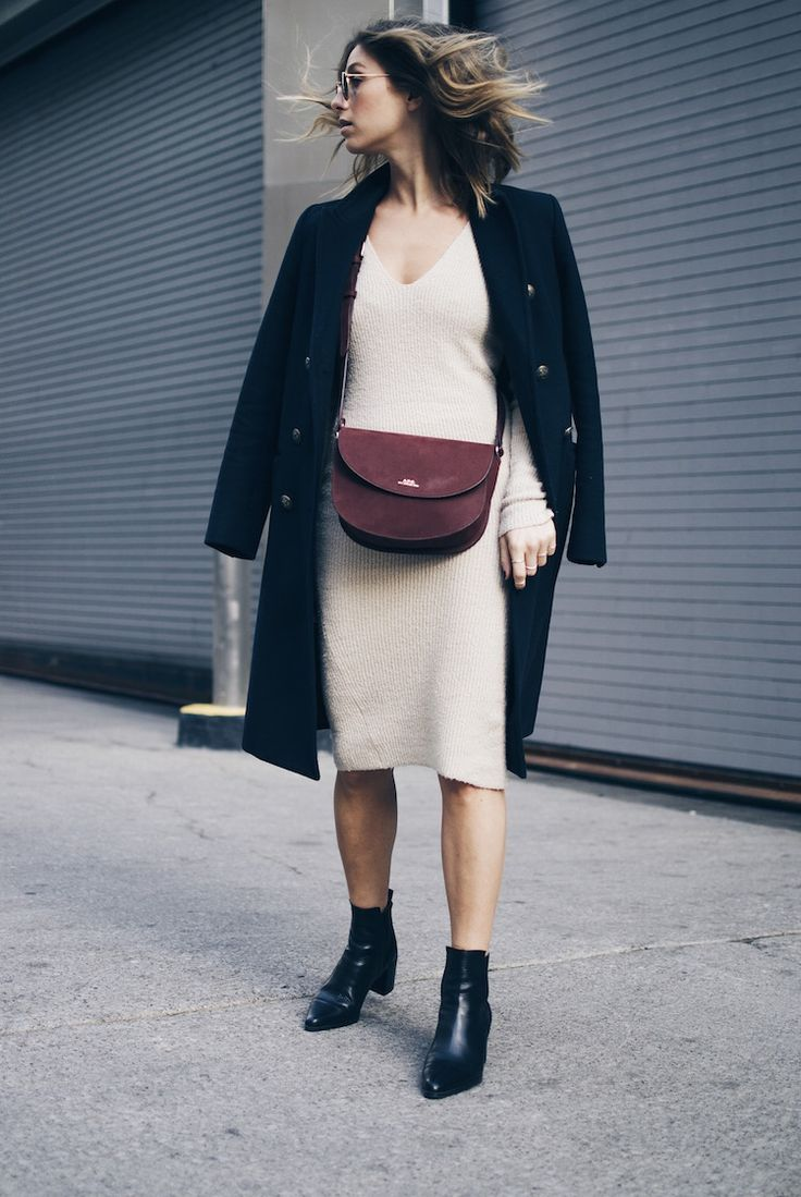 ROSE & IVY Journal Currently Loving The Sweater Dress