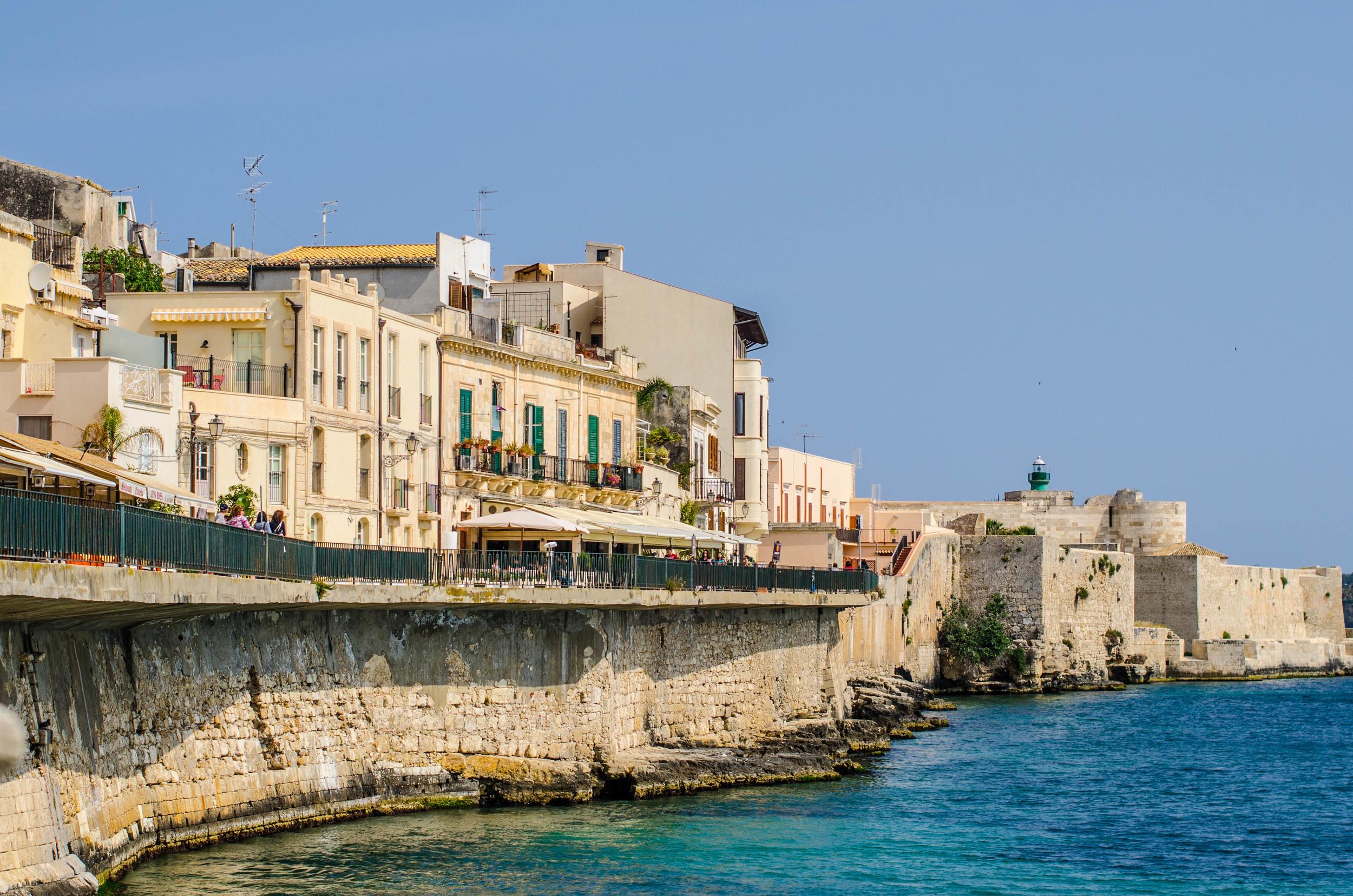 ROSE & IVY Journal Beautiful Ortigia Sicily