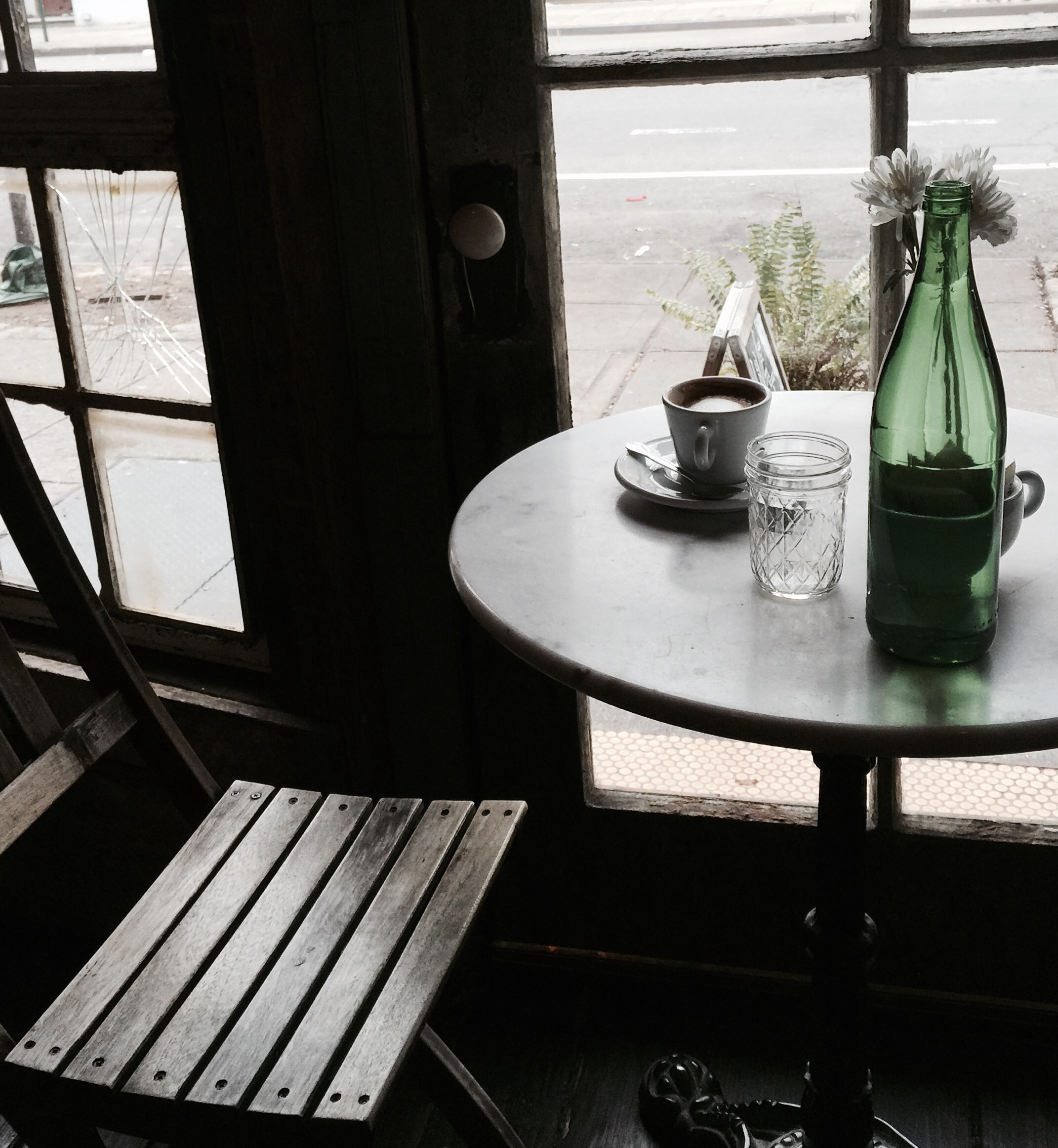 ROSE & IVY Journal The Best Coffee Shops in Brooklyn 2016 Milk and Roses