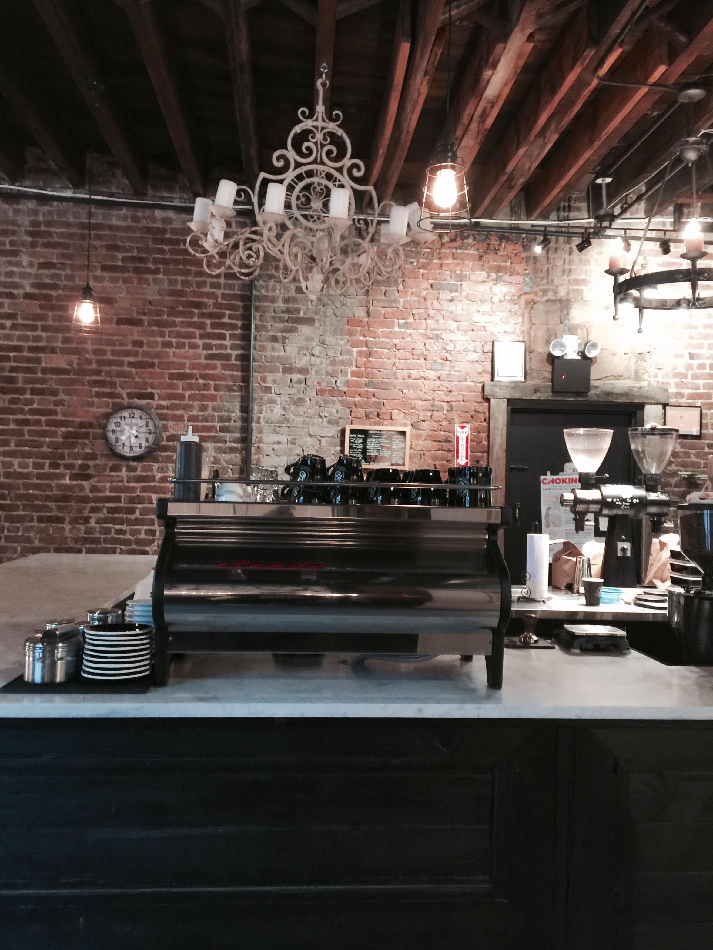 ROSE & IVY Journal The Best Coffee Shops in Brooklyn 2016 Sweetleaf Coffee