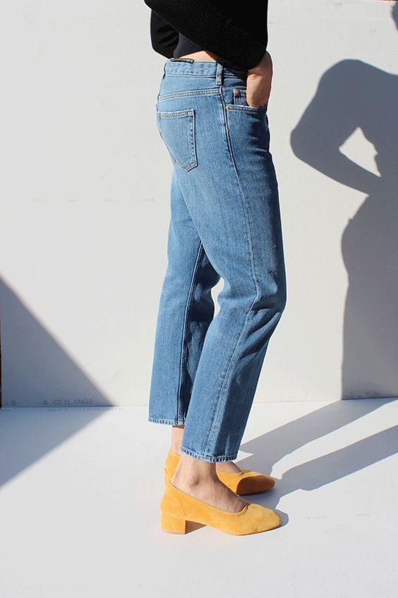 ROSE & IVY Journal A Case for Granny Heels