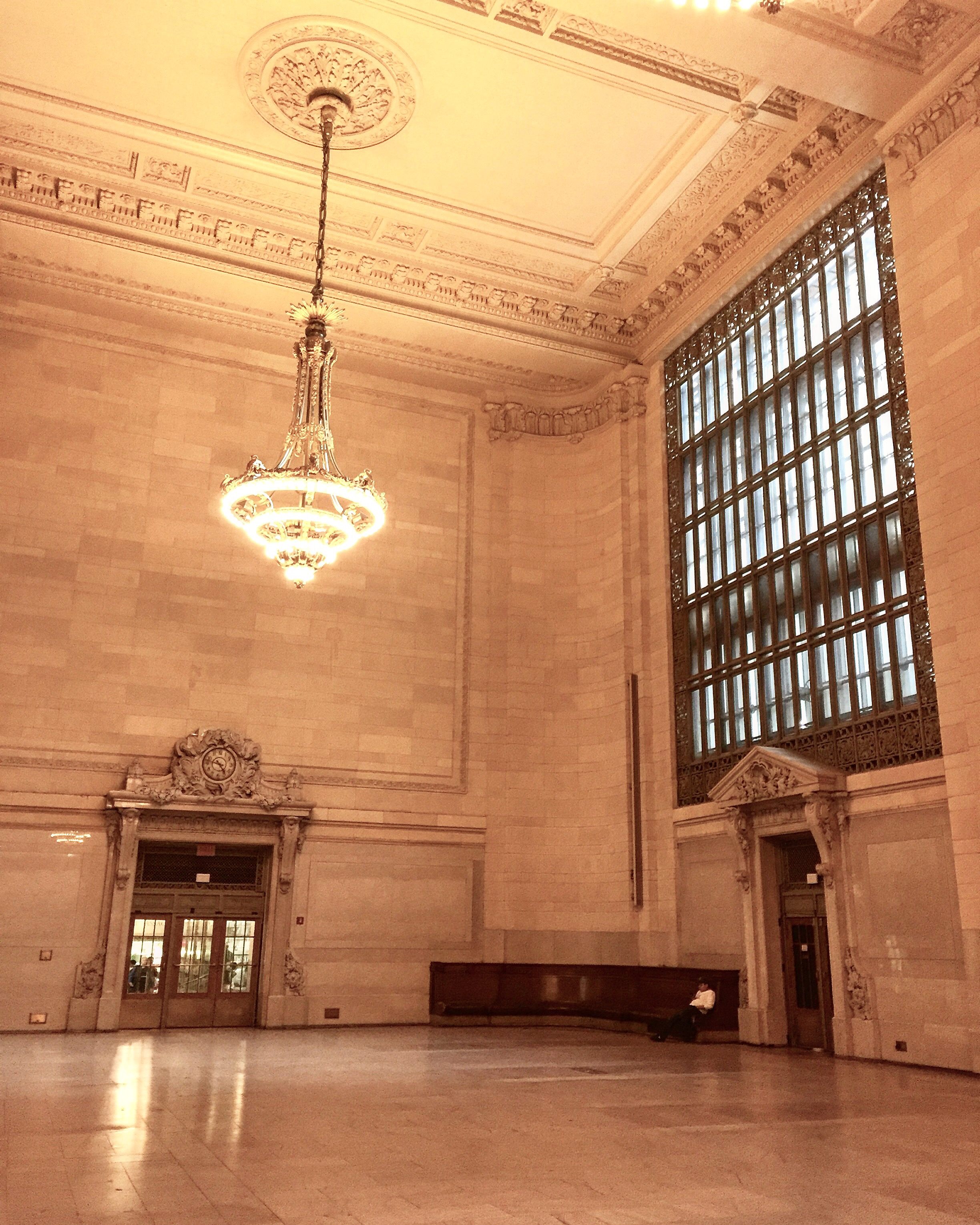 ROSE & IVY Journal Grand Central Station