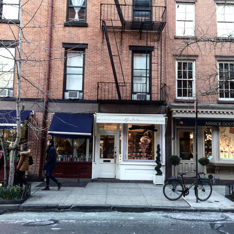 ROSE & IVY Journal New York West Village