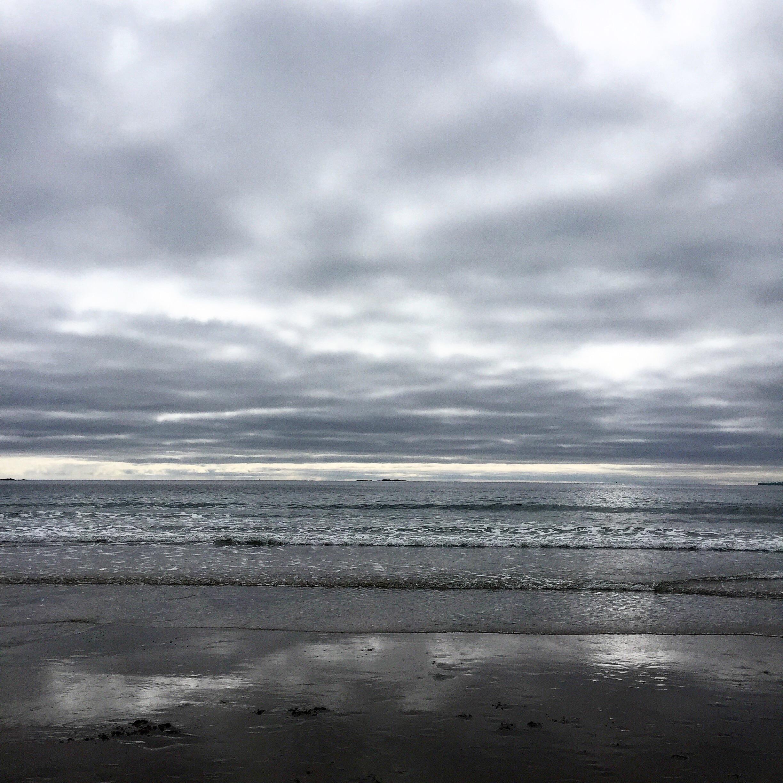ROSE & IVY Journal Sleepy New England Skies