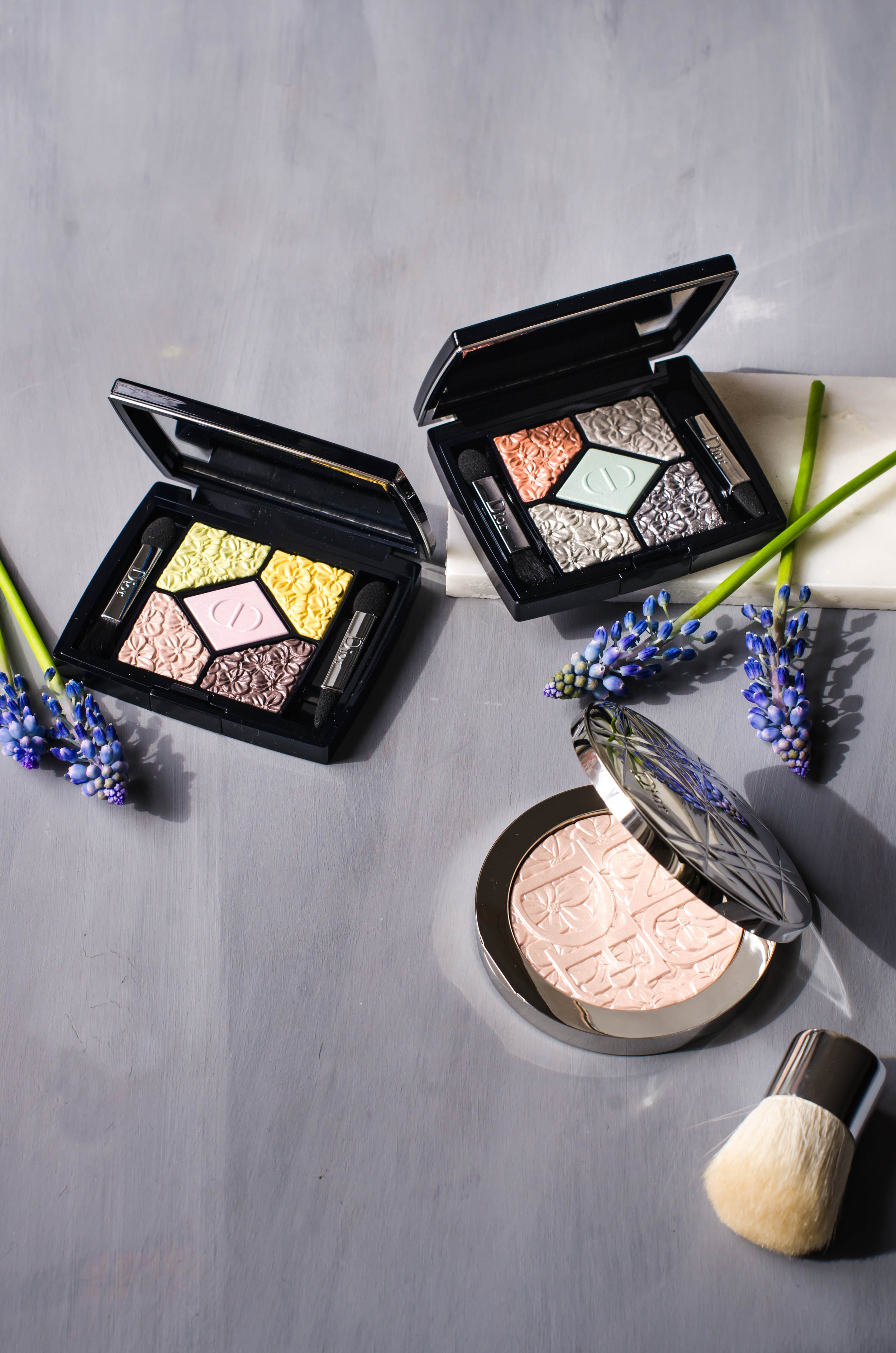 ROSE & IVY Journal Dior Glowing Gardens Collection