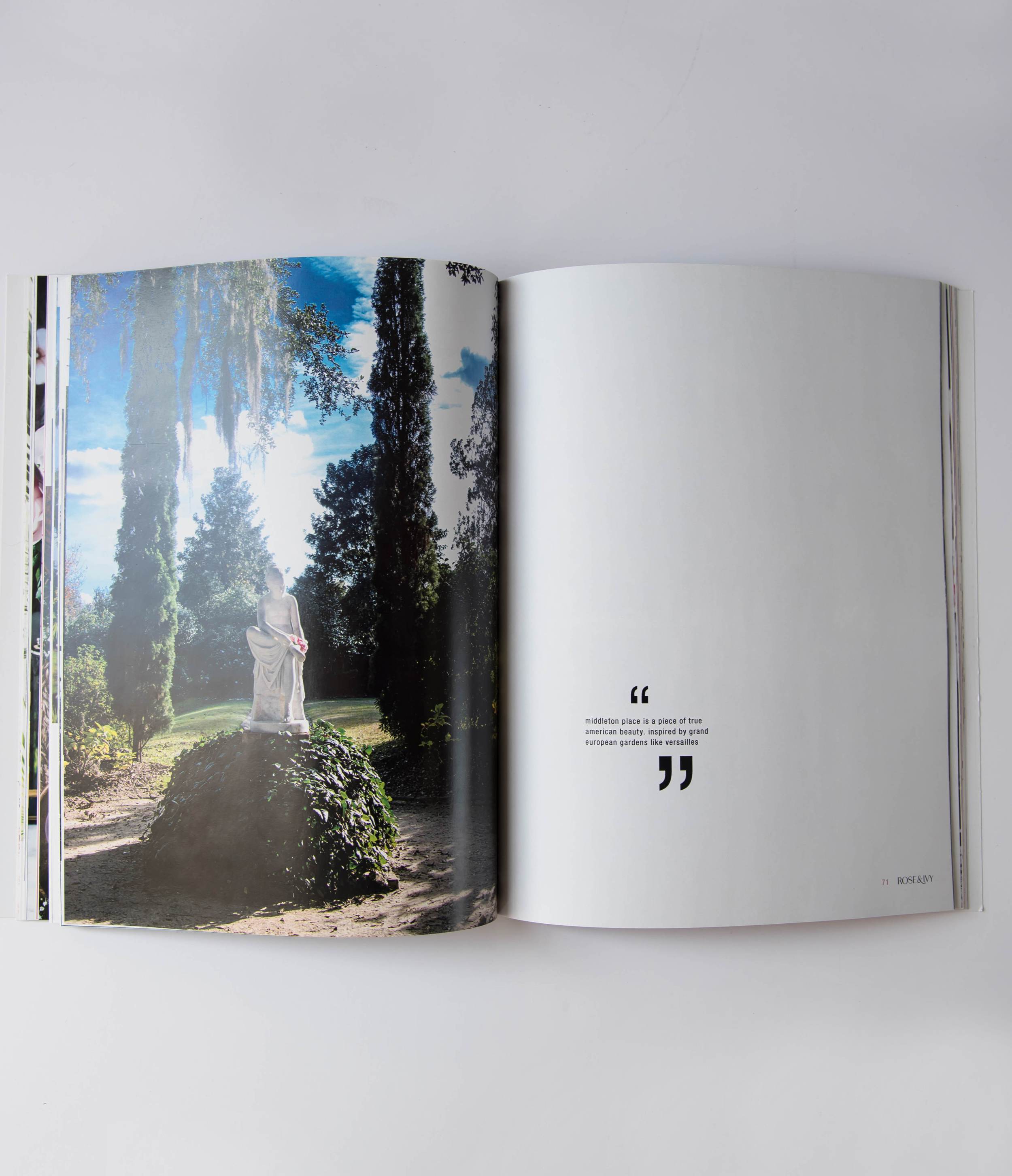 ROSE  & IVY Journal Issue No. 05 Print