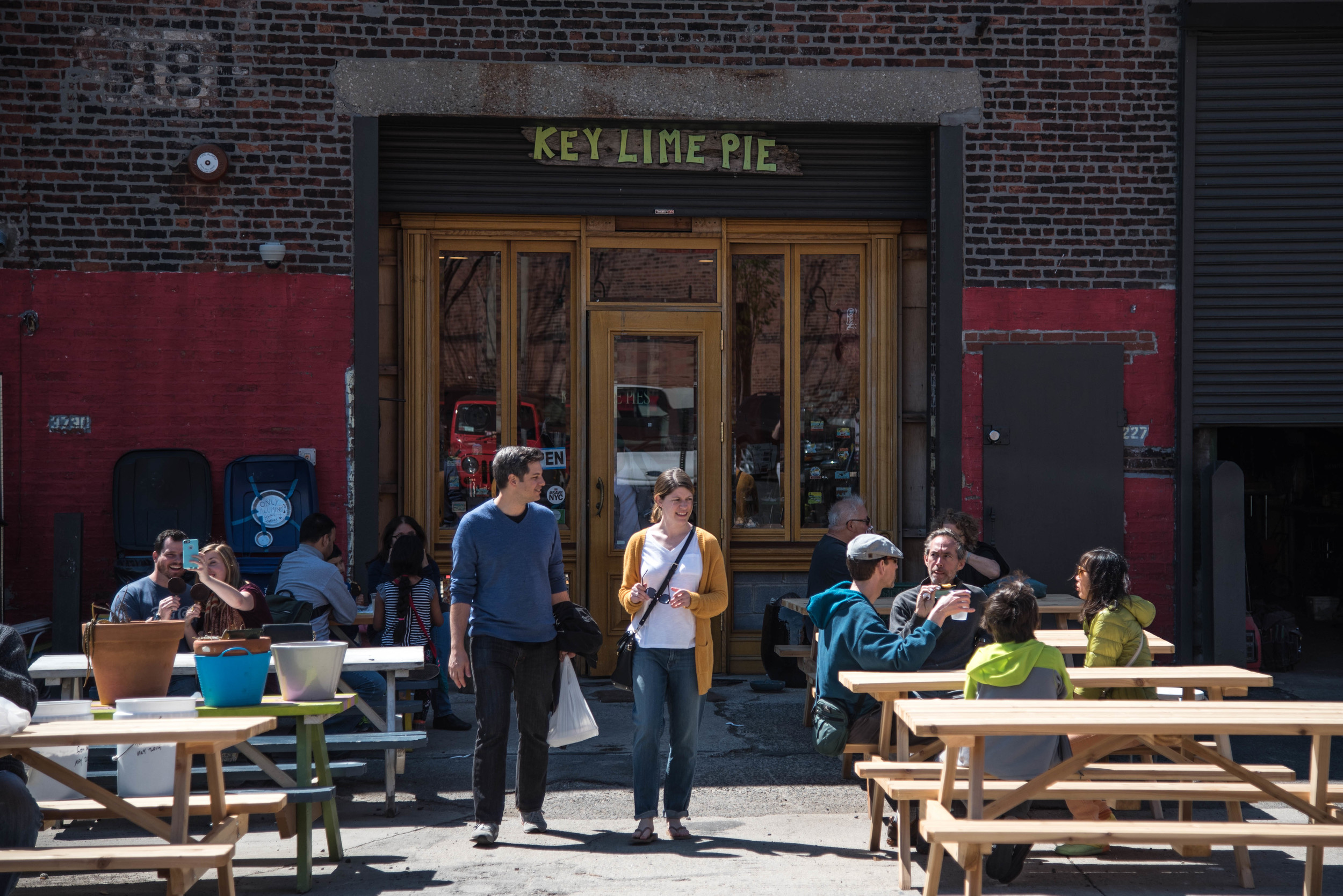 ROSE & IVY Journal A Guide to Redhook Brooklyn