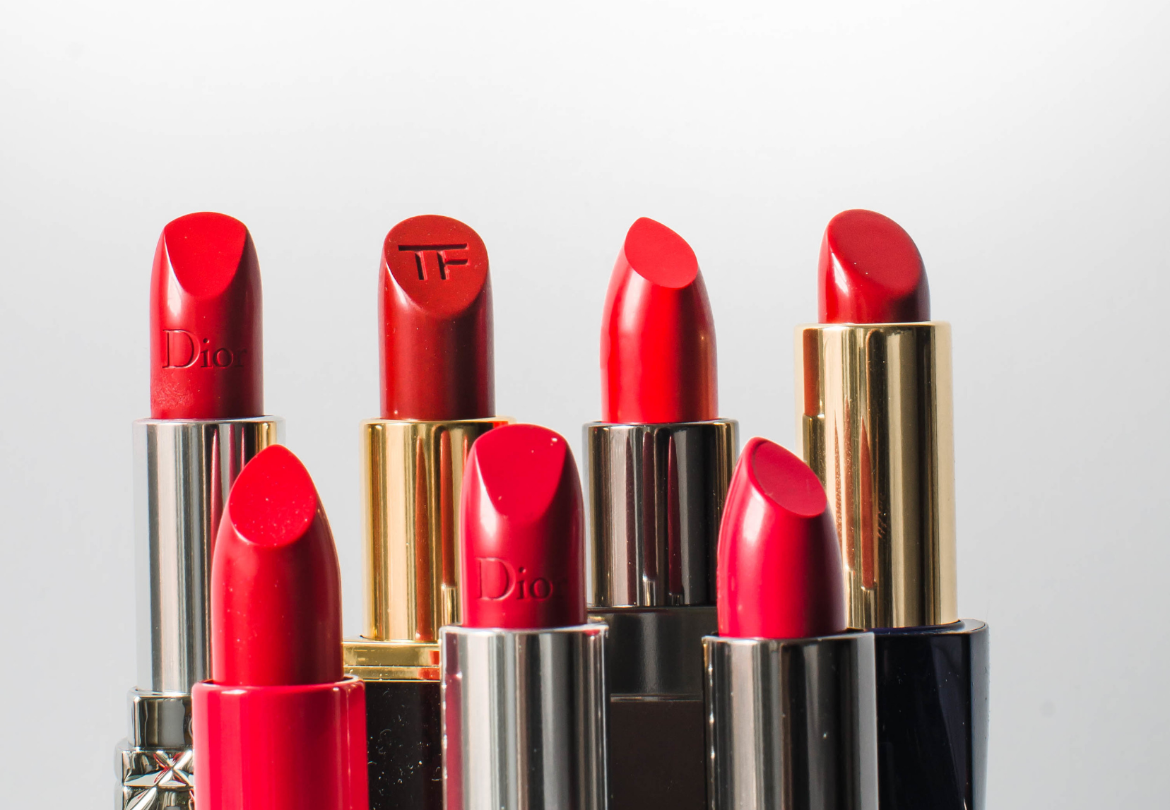 ROSE & IVY Journal A Guide to Red Lipsticks
