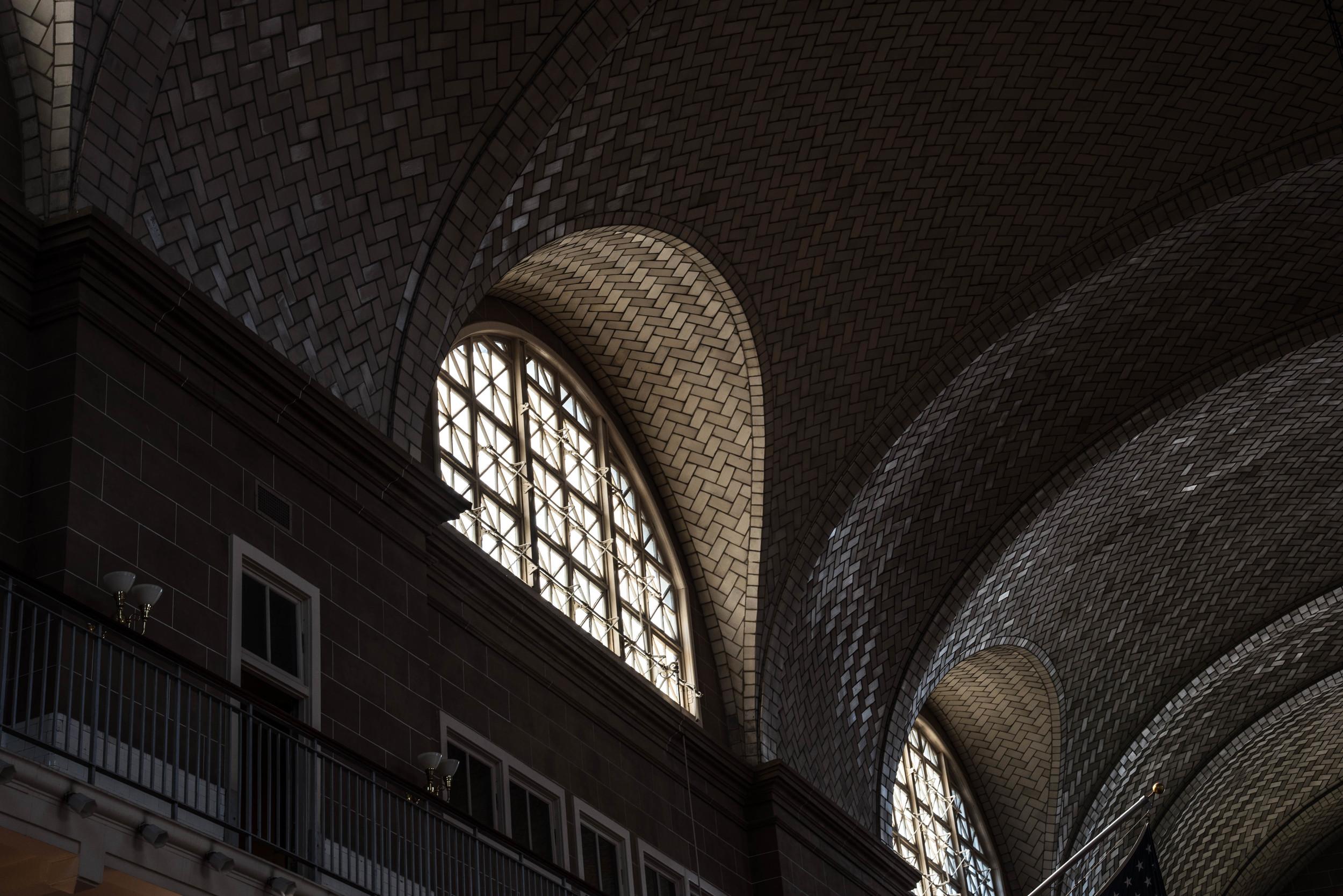 ROSE & IVY Journal Ellis Island