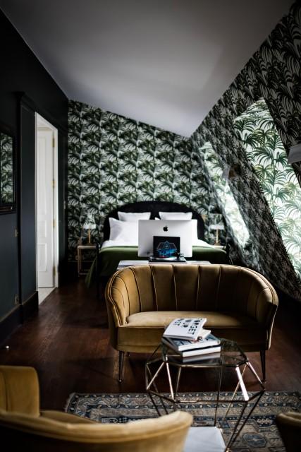 ROSE & IVY Journal Escape | Hôtel Providence, Paris