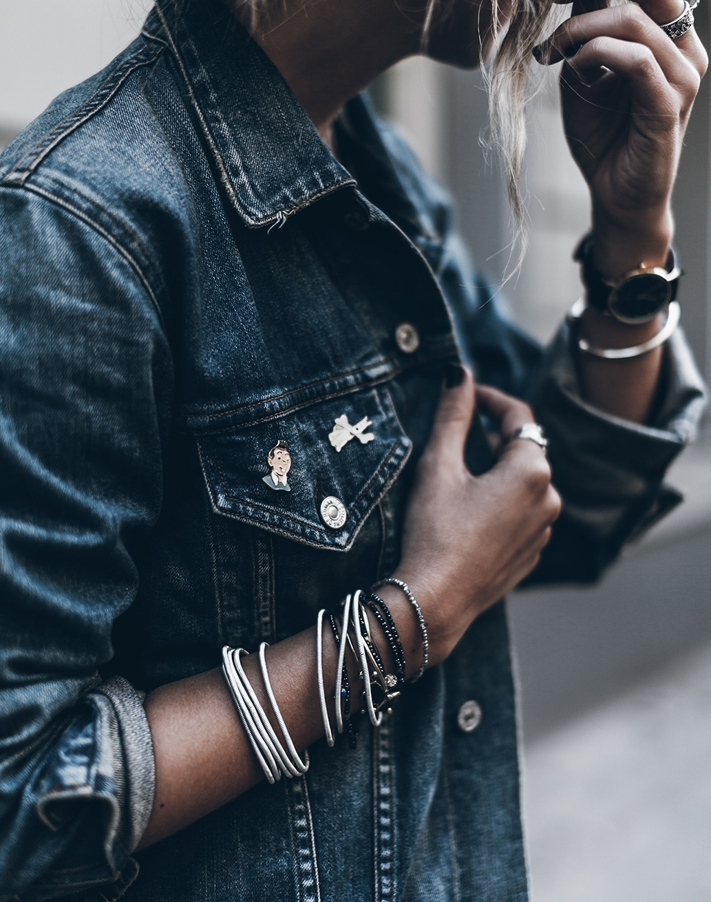 ROSE & IVY Journal Summer Style A Guide to Denim Jackets