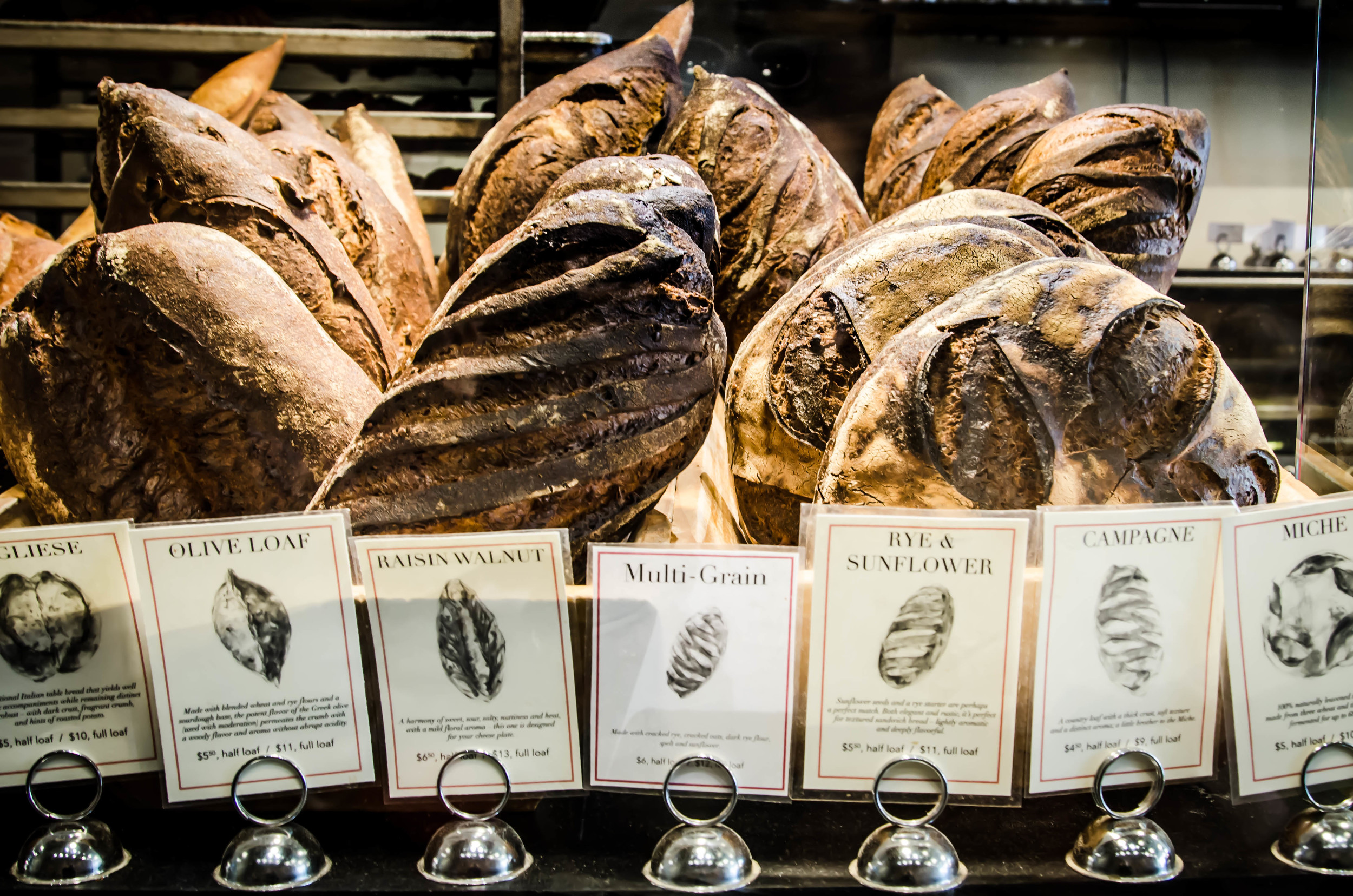 ROSE & IVY Journal Bread 101 with Bien Cuit, Brooklyn