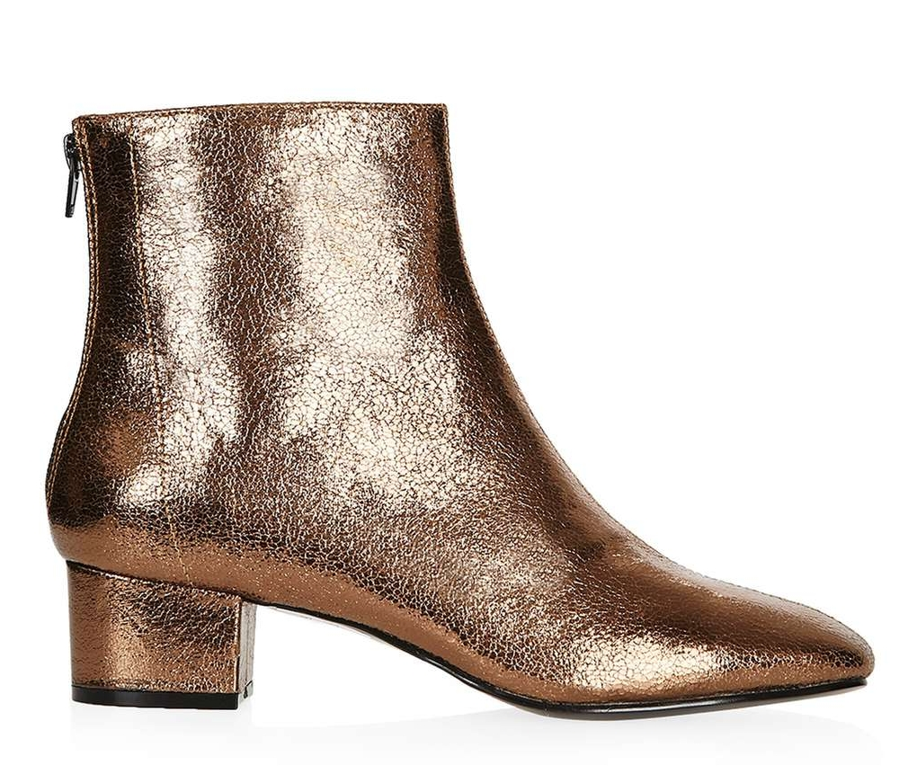 ROSE & IVY Journal The Best Metallic Boots for Fall