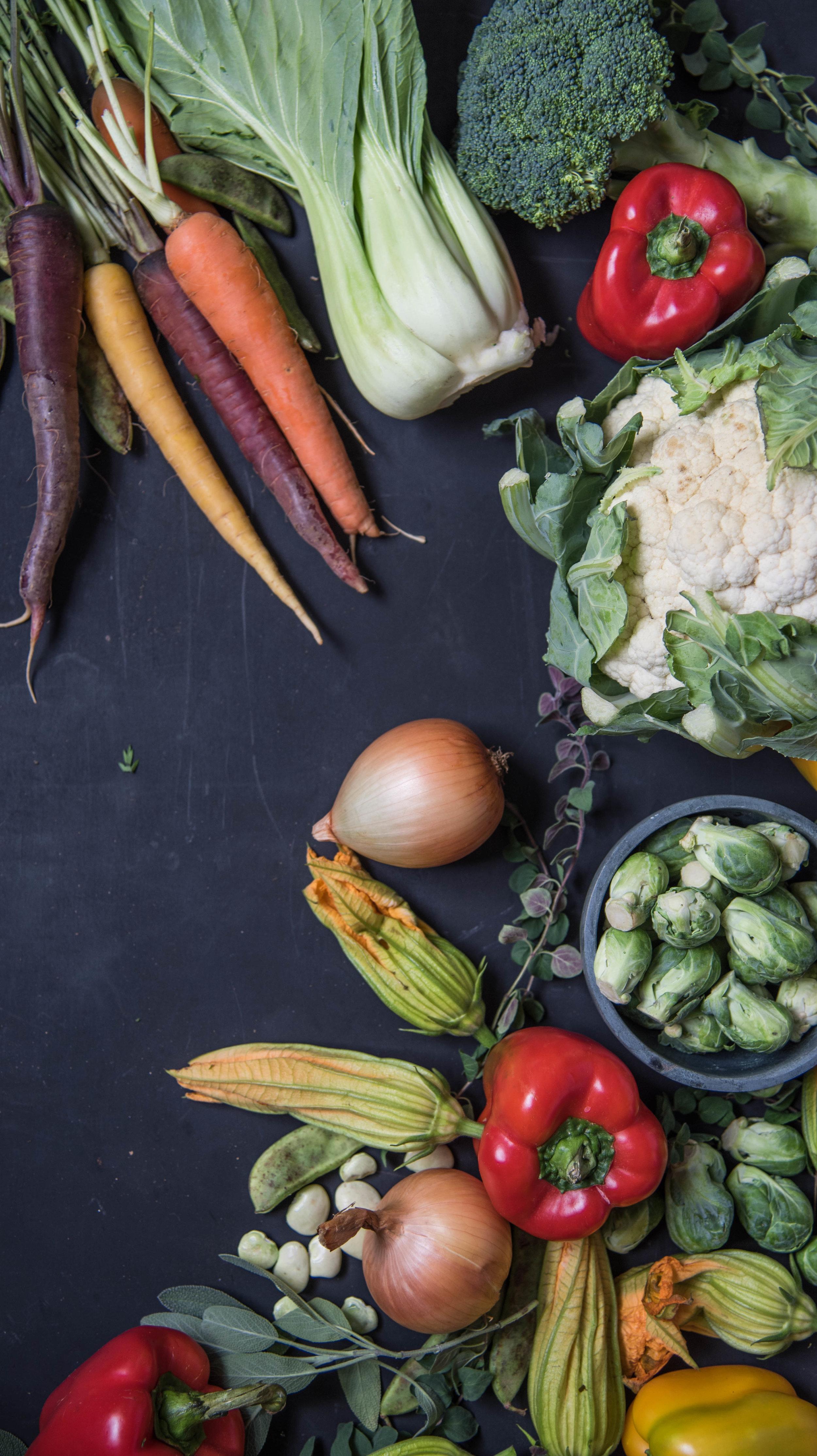 ROSE & IVY Journal New Cookbooks for Fall Martha Stewart Vegetables