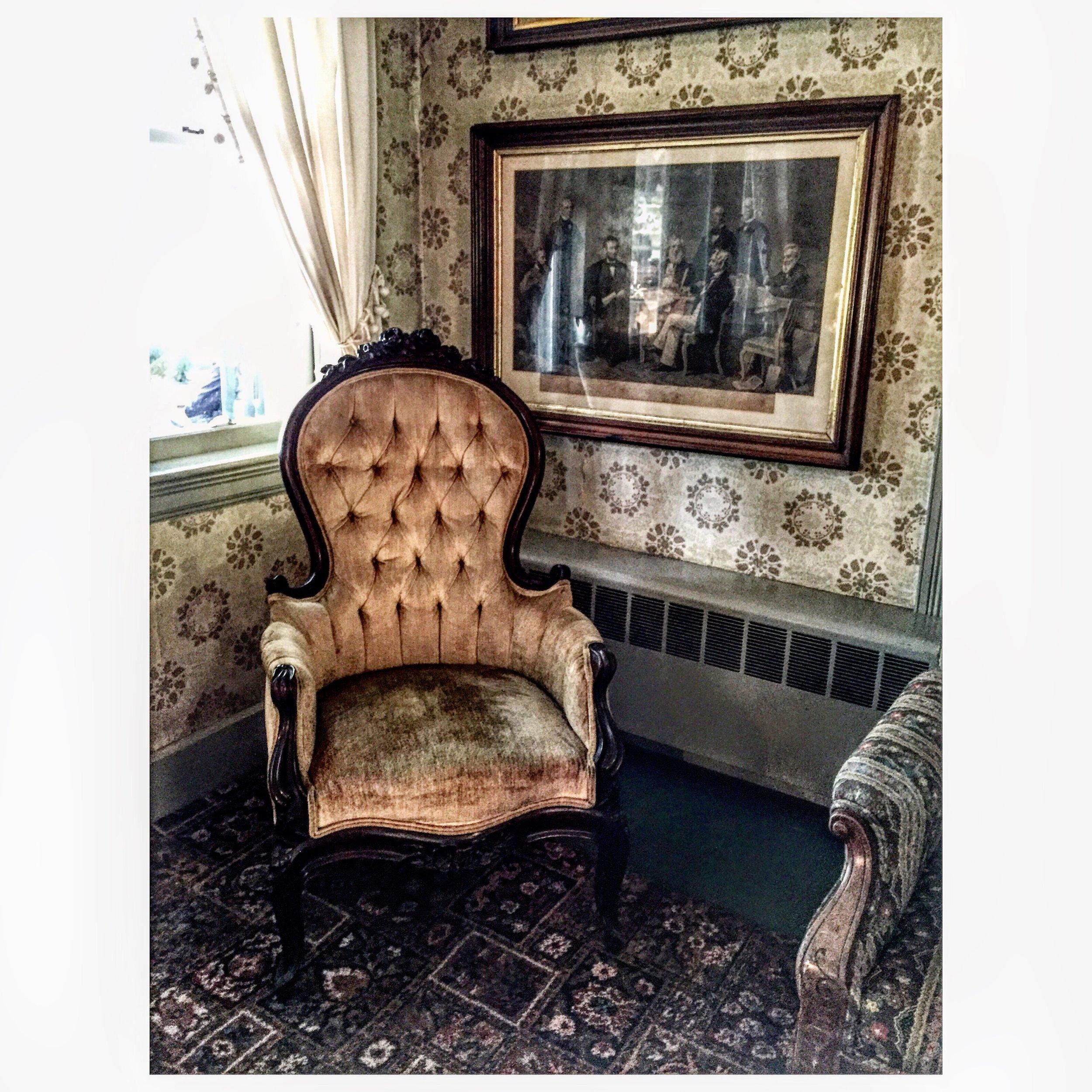 The historical   Red Lion Inn   in historic Stockbridge, MA