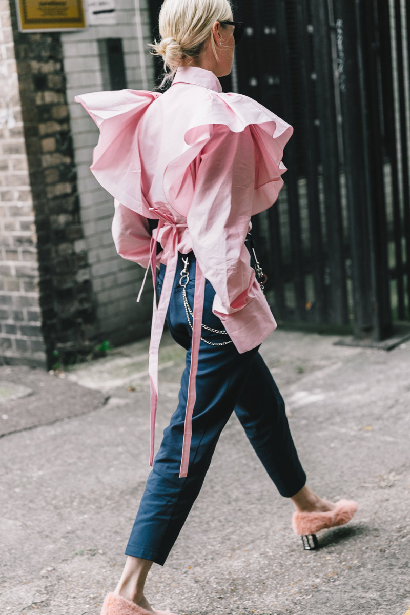 ROSE & IVY Journal The Prettiest Ruffled Blouses