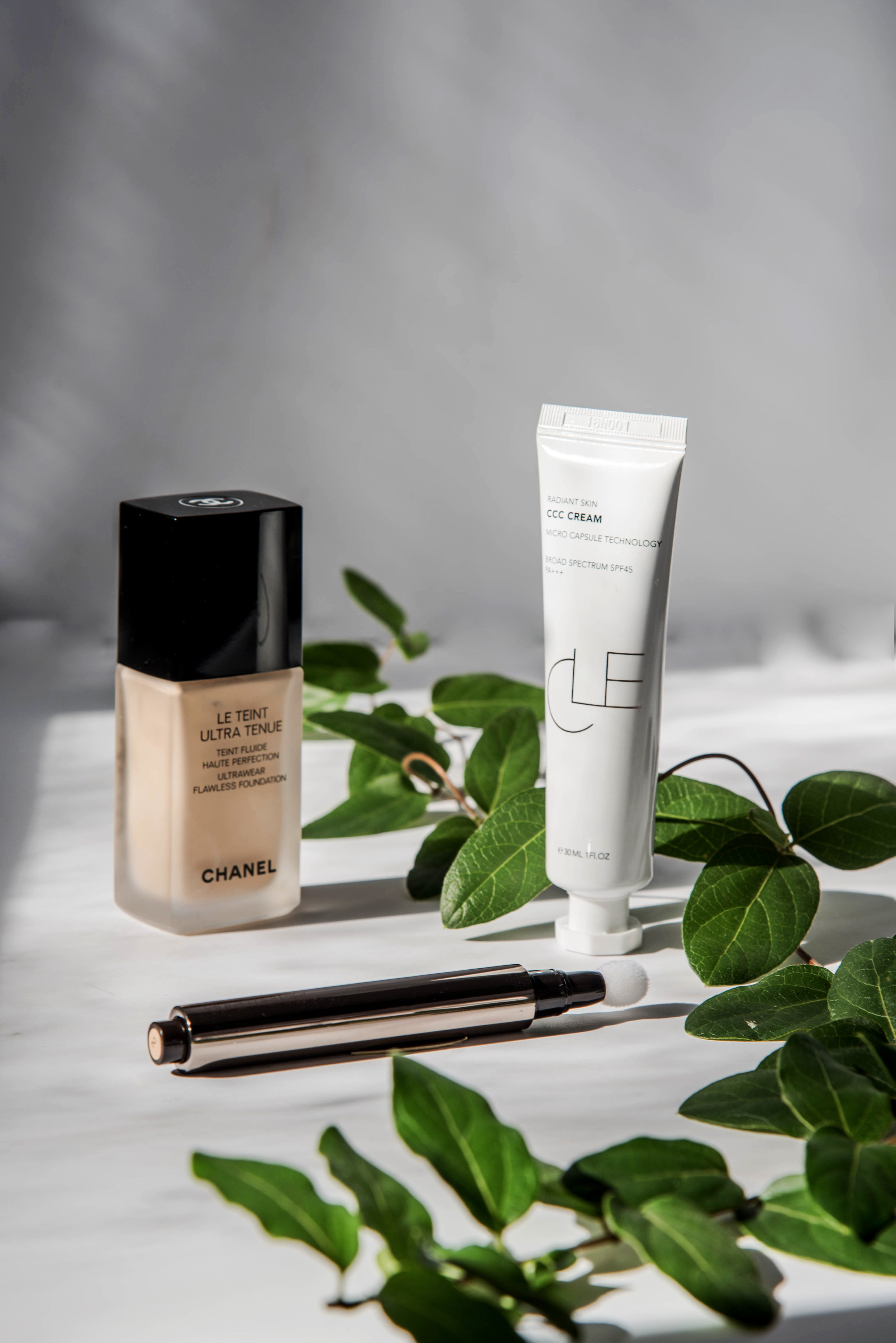 ROSE & IVY Journal 3 Skin Perfecting Products Autumn 2016 Chanel, Lauara Mercier and CLE Cosmetics