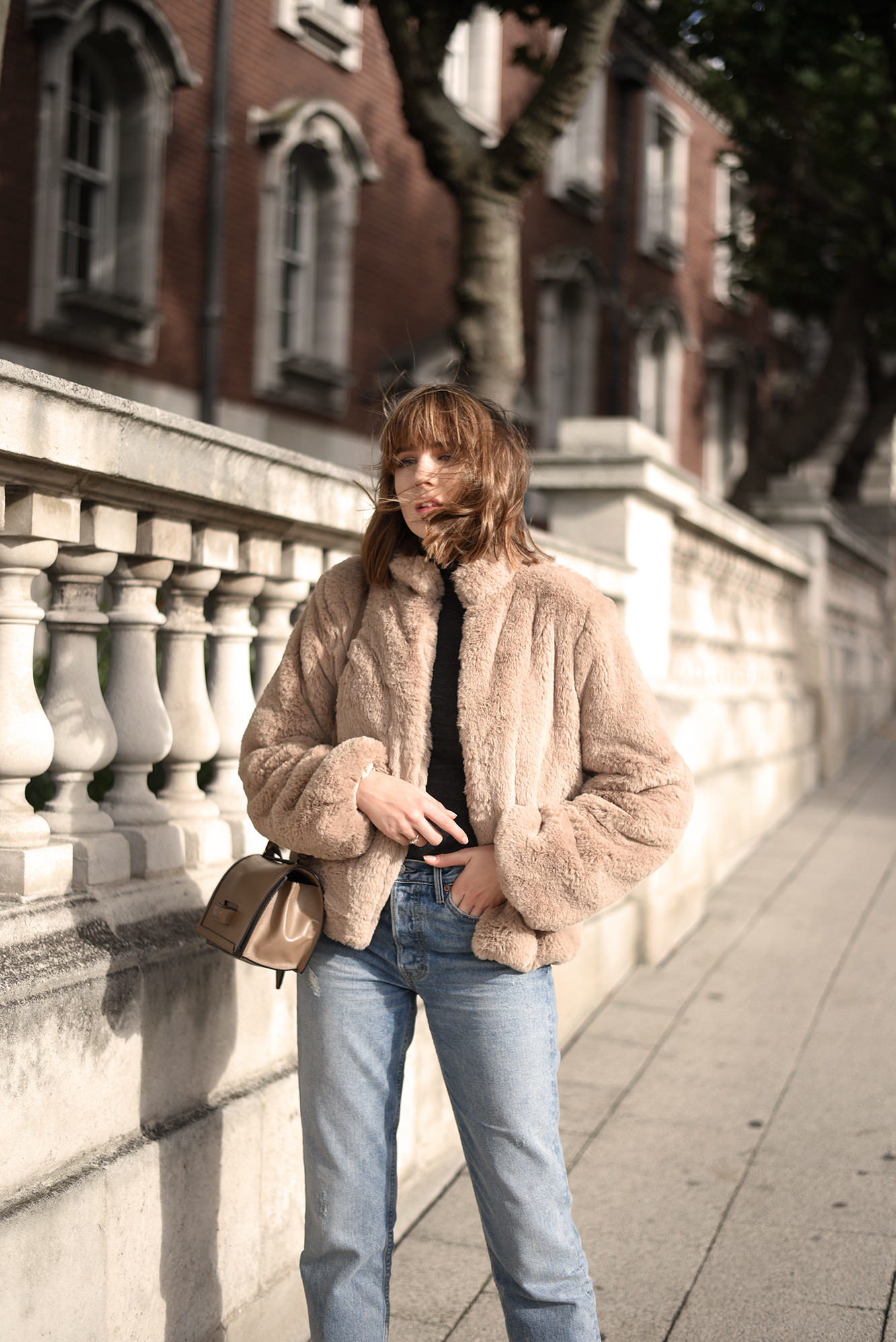 ROSE & IVY Journal The Coat of the Season