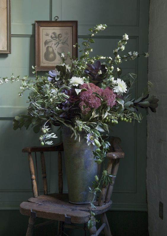 ROSE & IVY Journal Five Floral Arrangements to Inspire Your Fall Decorating