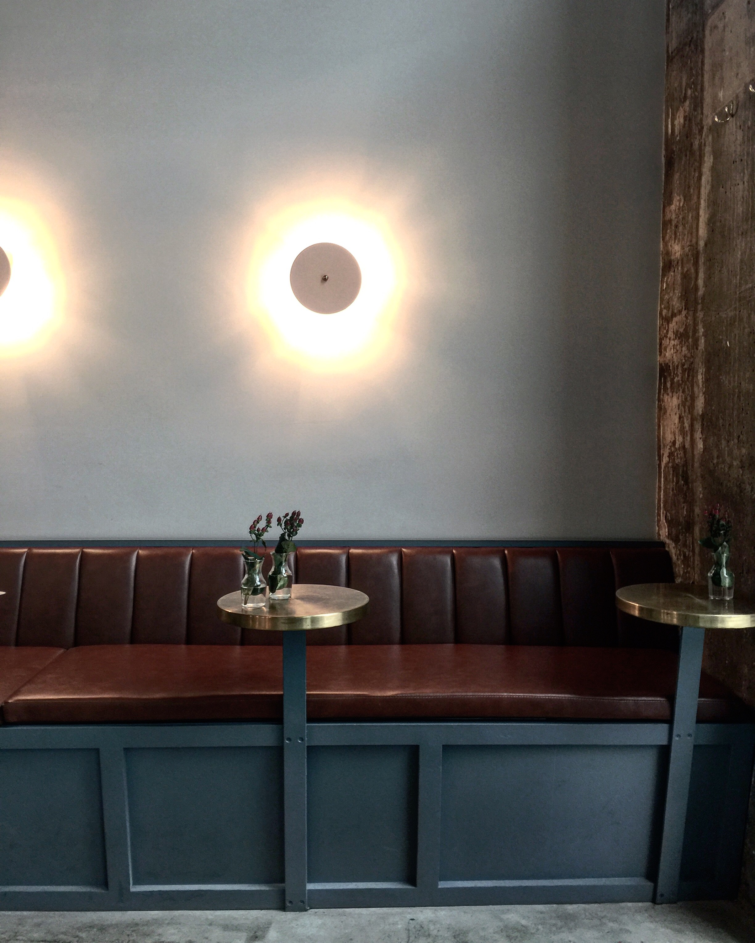 ROSE & IVY Journal A Taste of New York Two Pretty New Coffee Shops on Our Radar Butler, Brooklyn