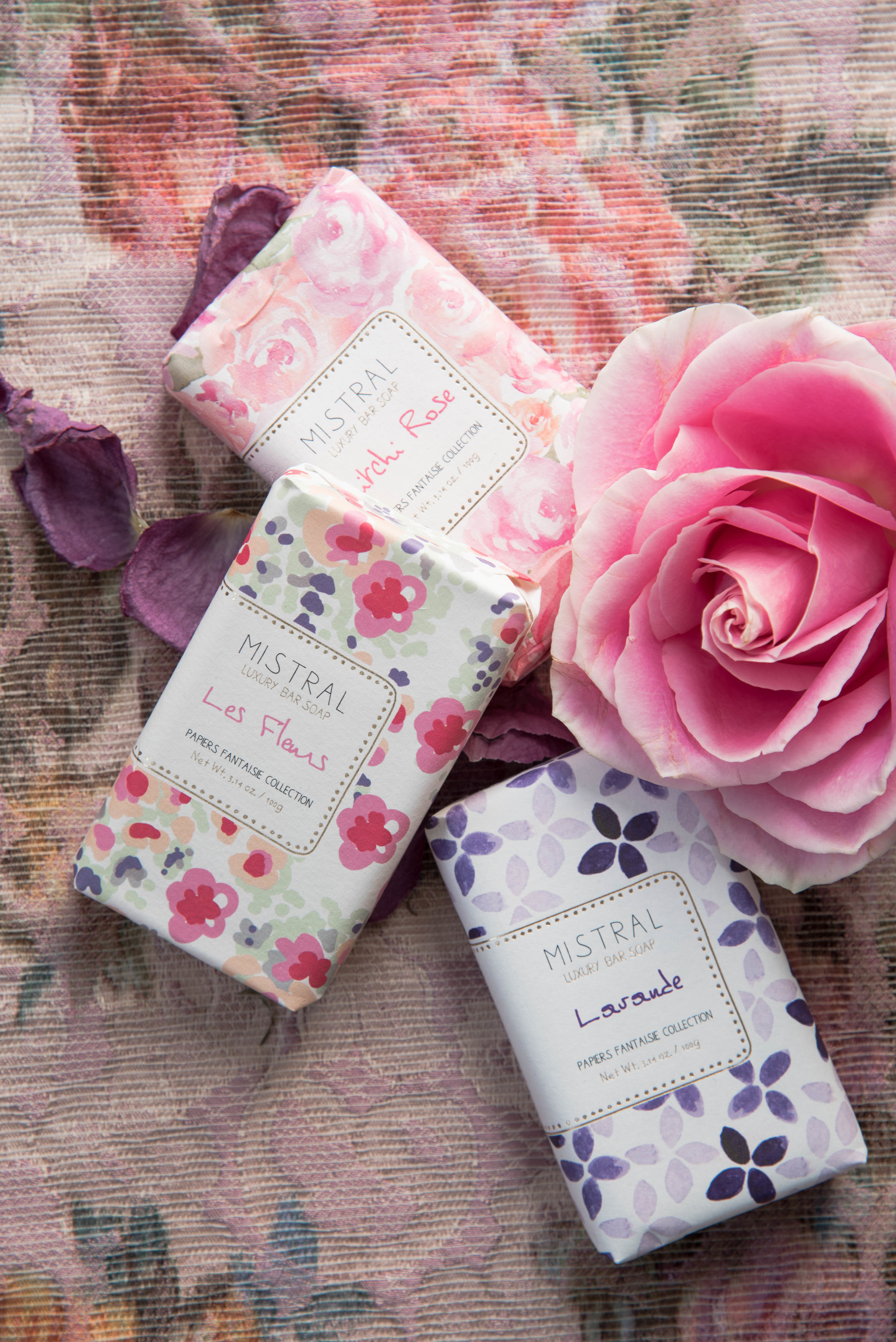 ROSE & IVY Journal Holiday Gift Guide Mistral Soaps