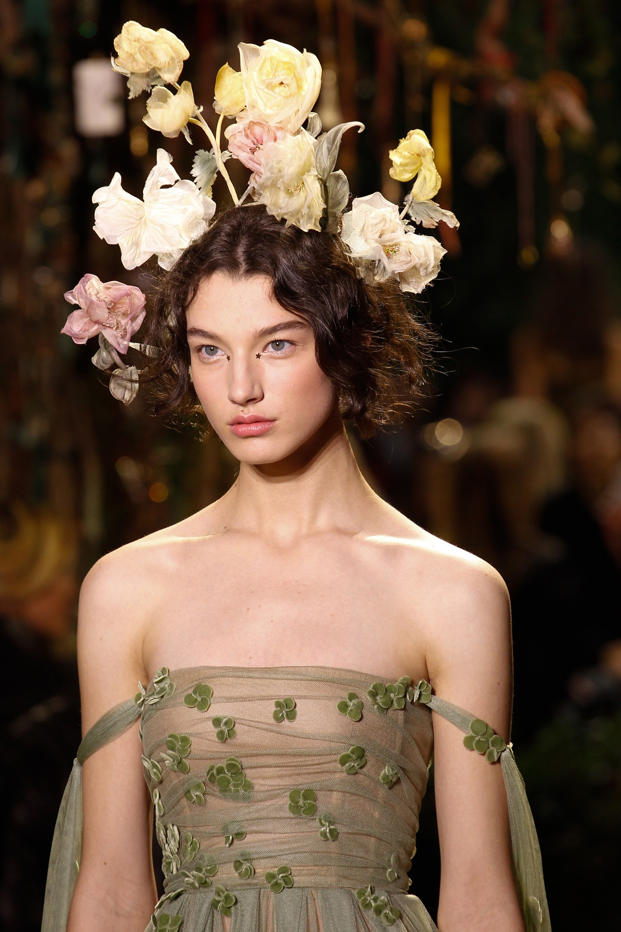 ROSE & IVY Journal Dior Spring 2017 Couture Beauty Look