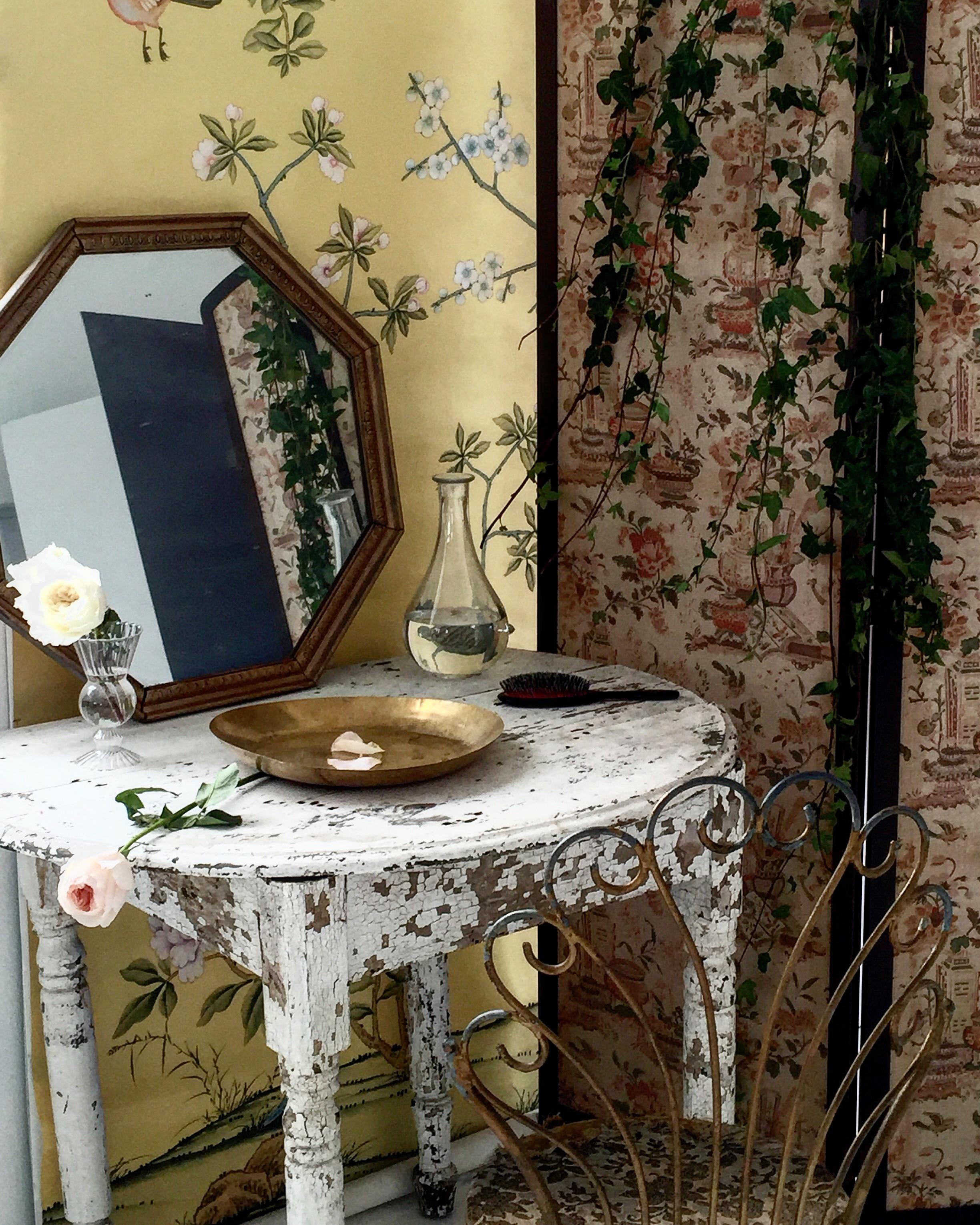 Rustic & floral bits