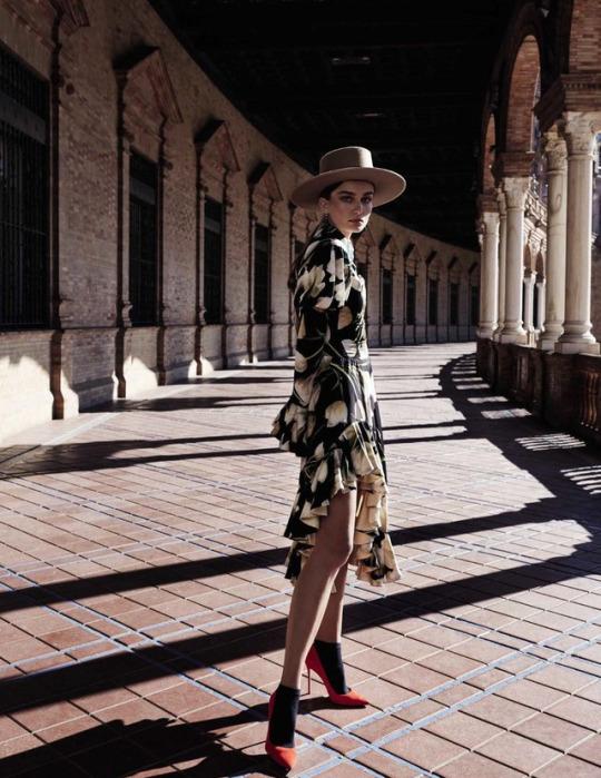 ROSE & IVY Journal Spanish Sun