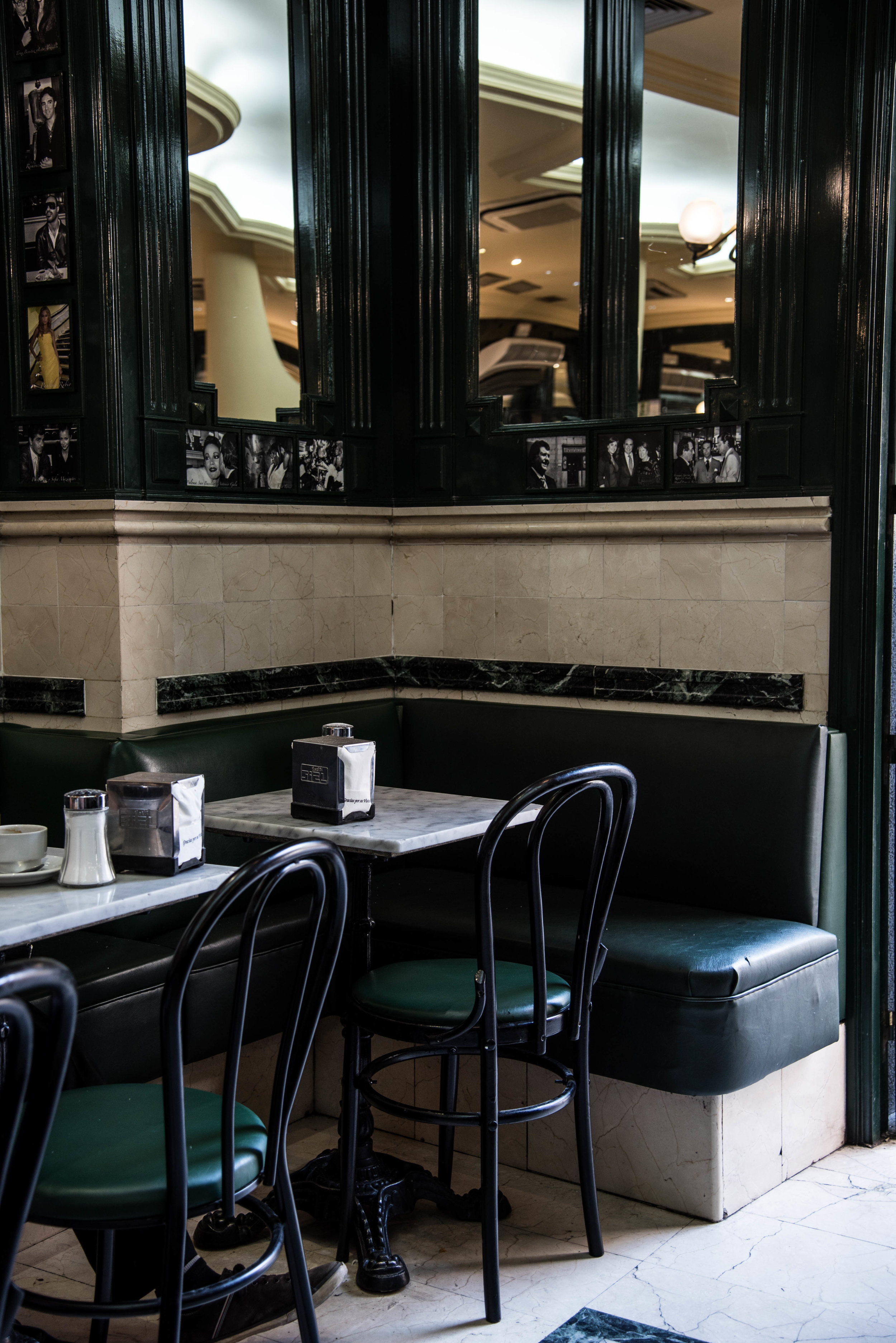 ROSE & IVY Journal Where to Eat the Best Churros in Madrid | Chocolatería San Ginés