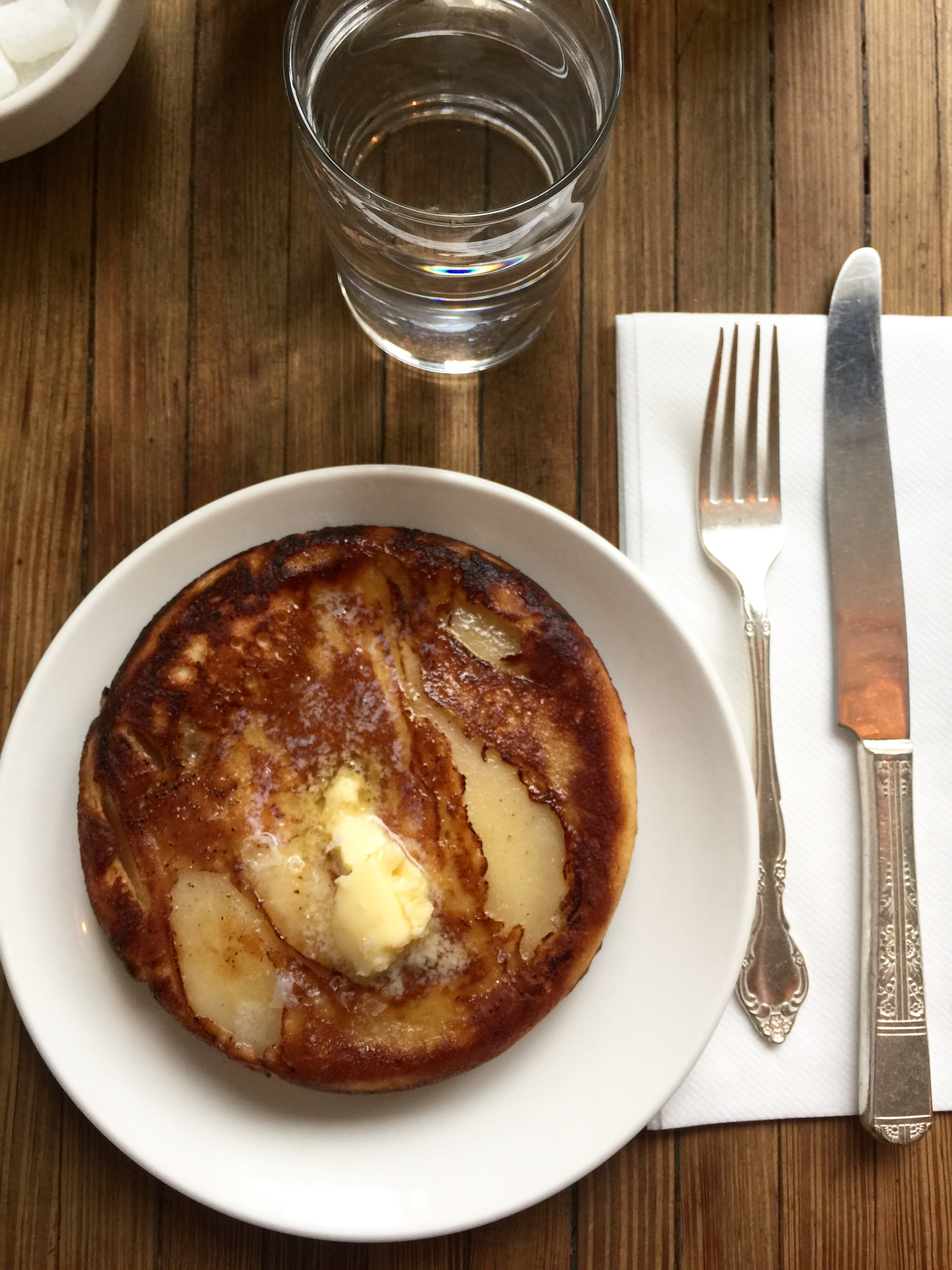 ROSE & IVY Journal A Taste of New York Brunch at Vinegar Hill House Home of the Epic Pancake