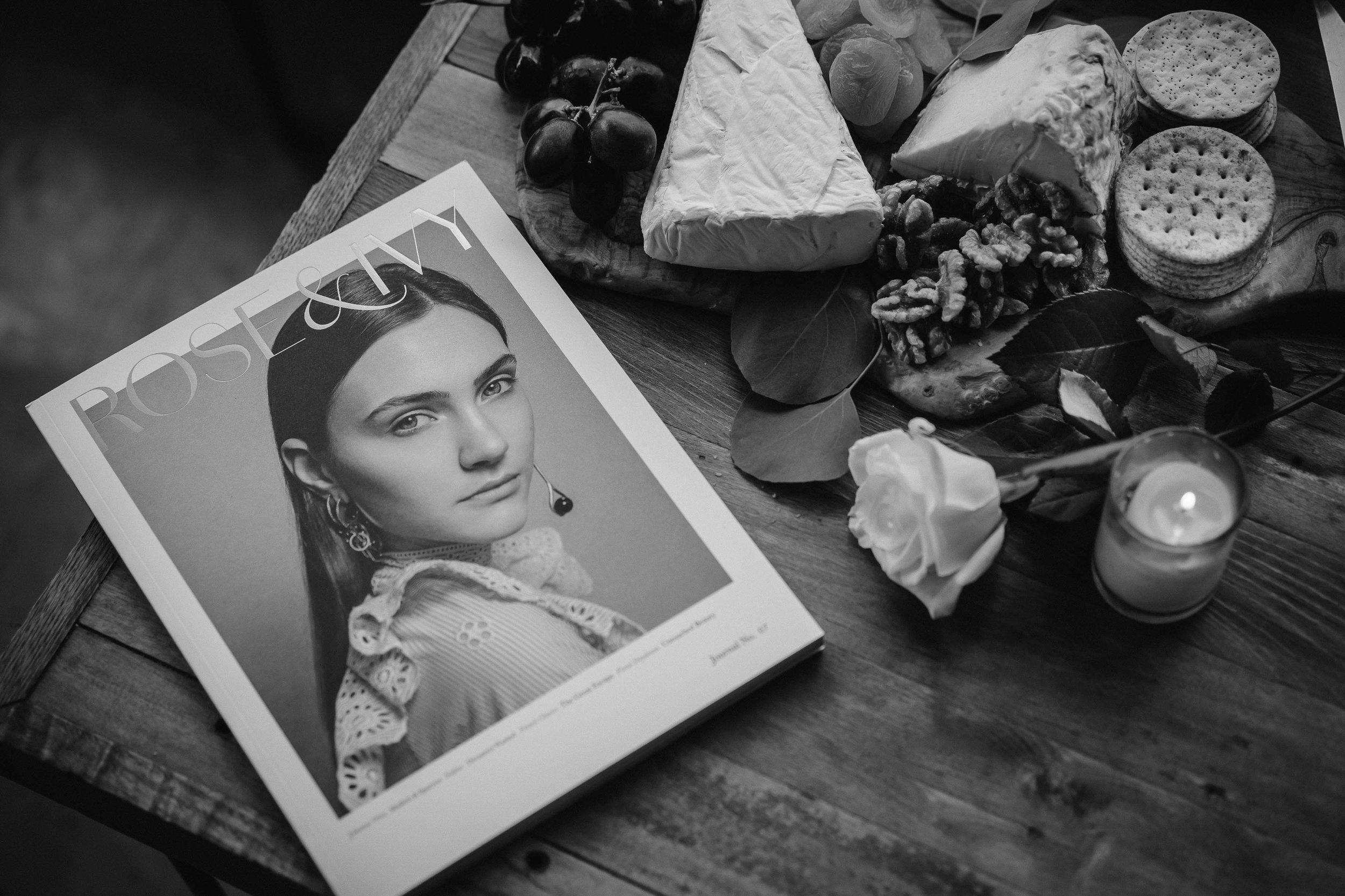 ROSE & IVY Journal Celebration Issue No.07