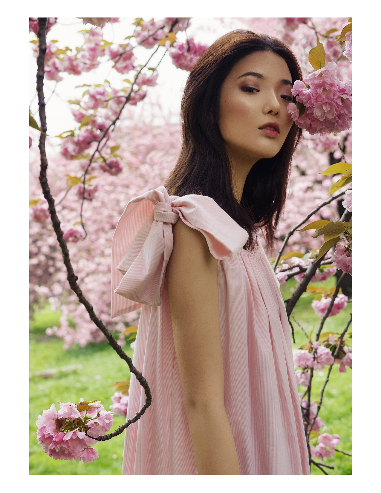 ROSE & IVY Journal Beauty Editorial Ever Bloom