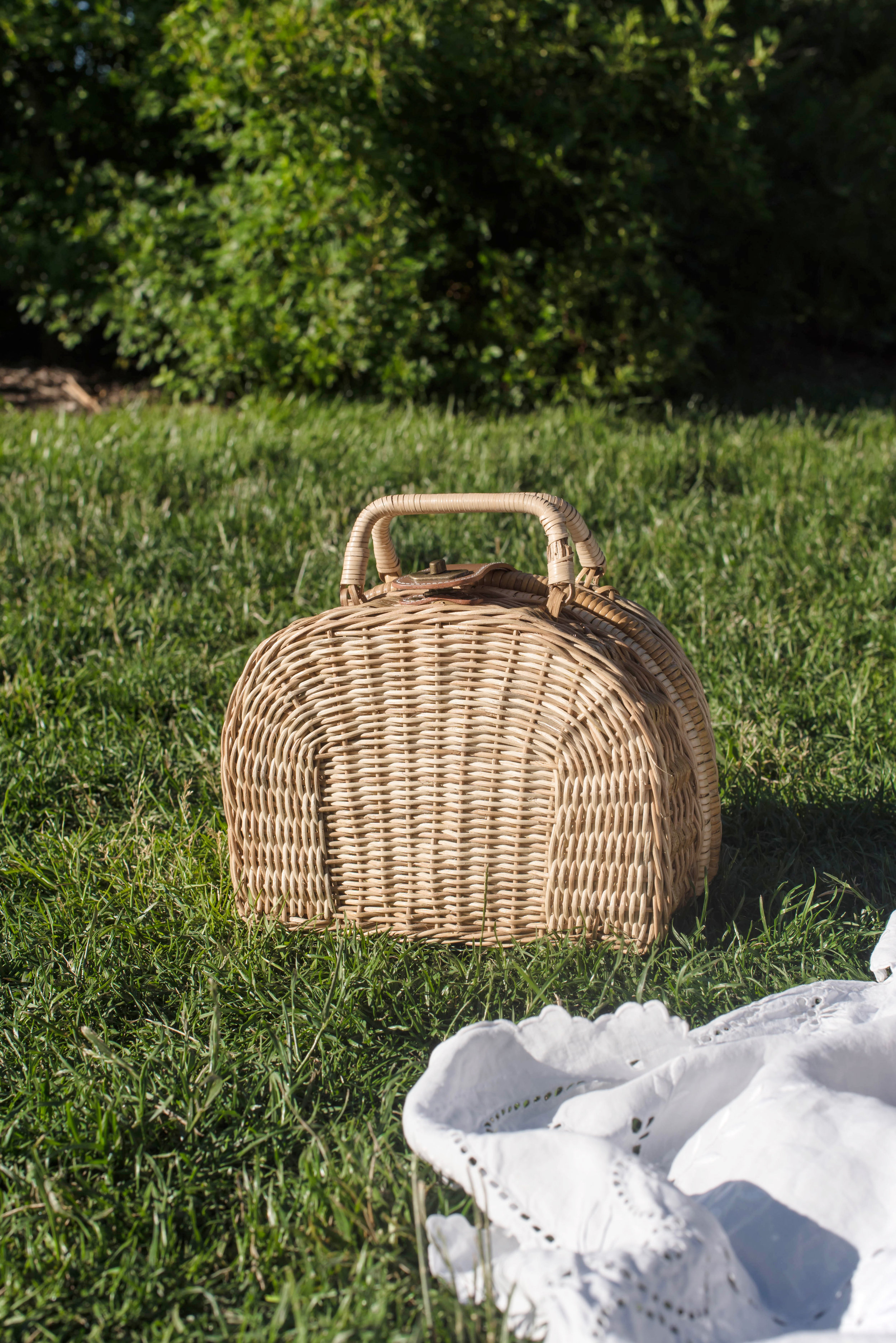 ROSE & IVY Journal Summer Bags for City of Beach with Kayu