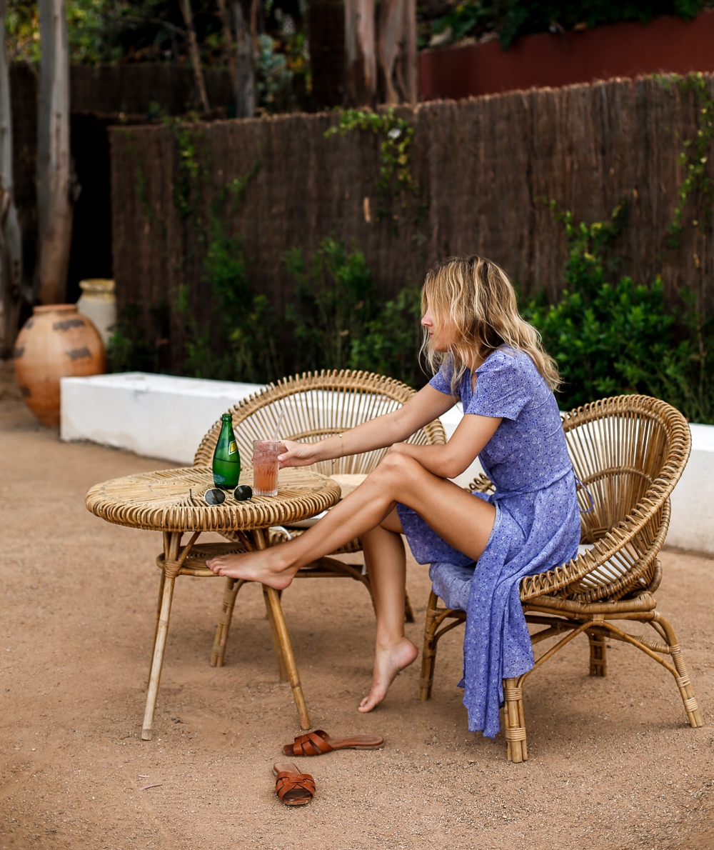 The Breeziest Summer Dresses - Courtesy of Réalisation