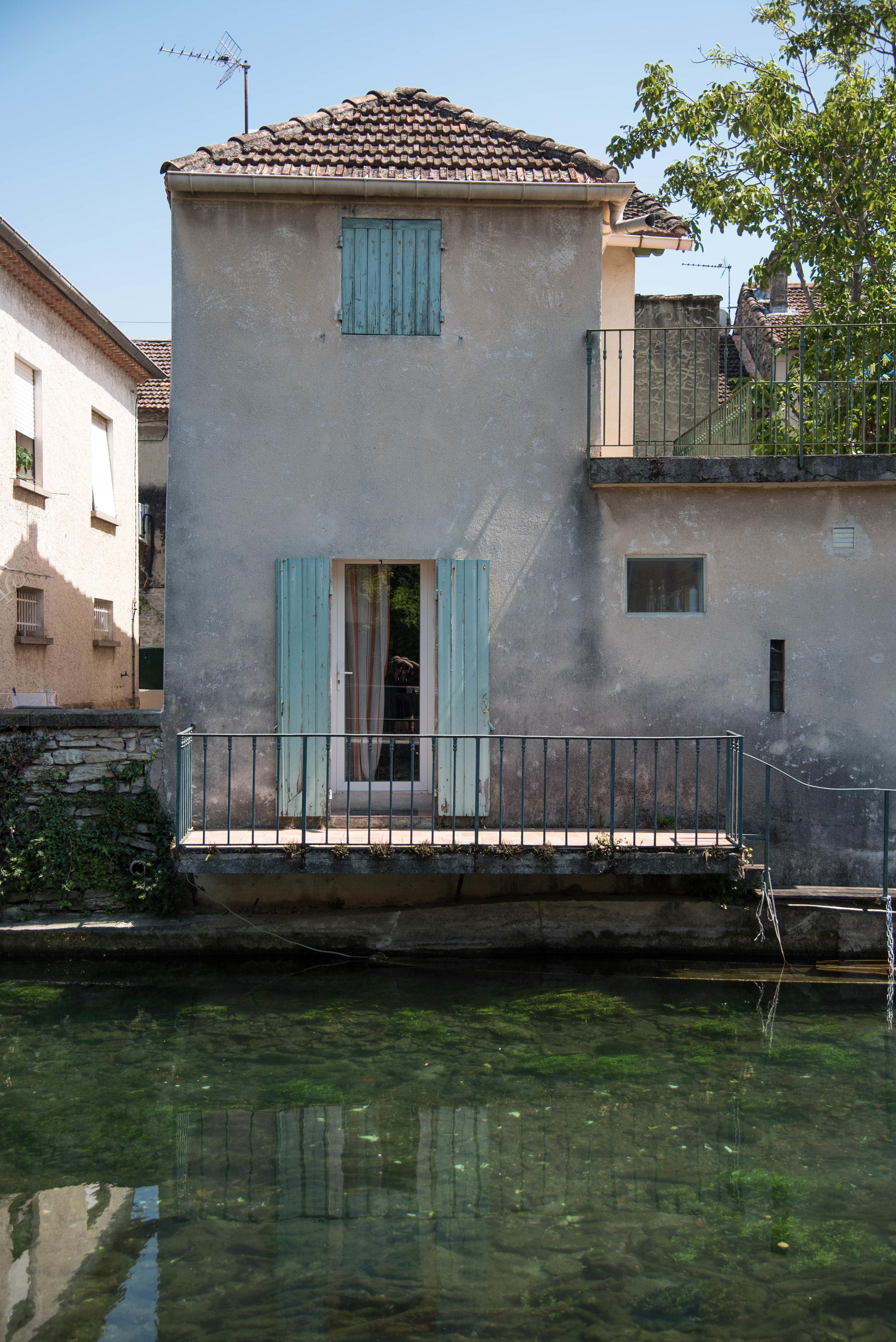 ROSE & IVY Journal Escape | L'Isle Sur La Sorgue, Provence