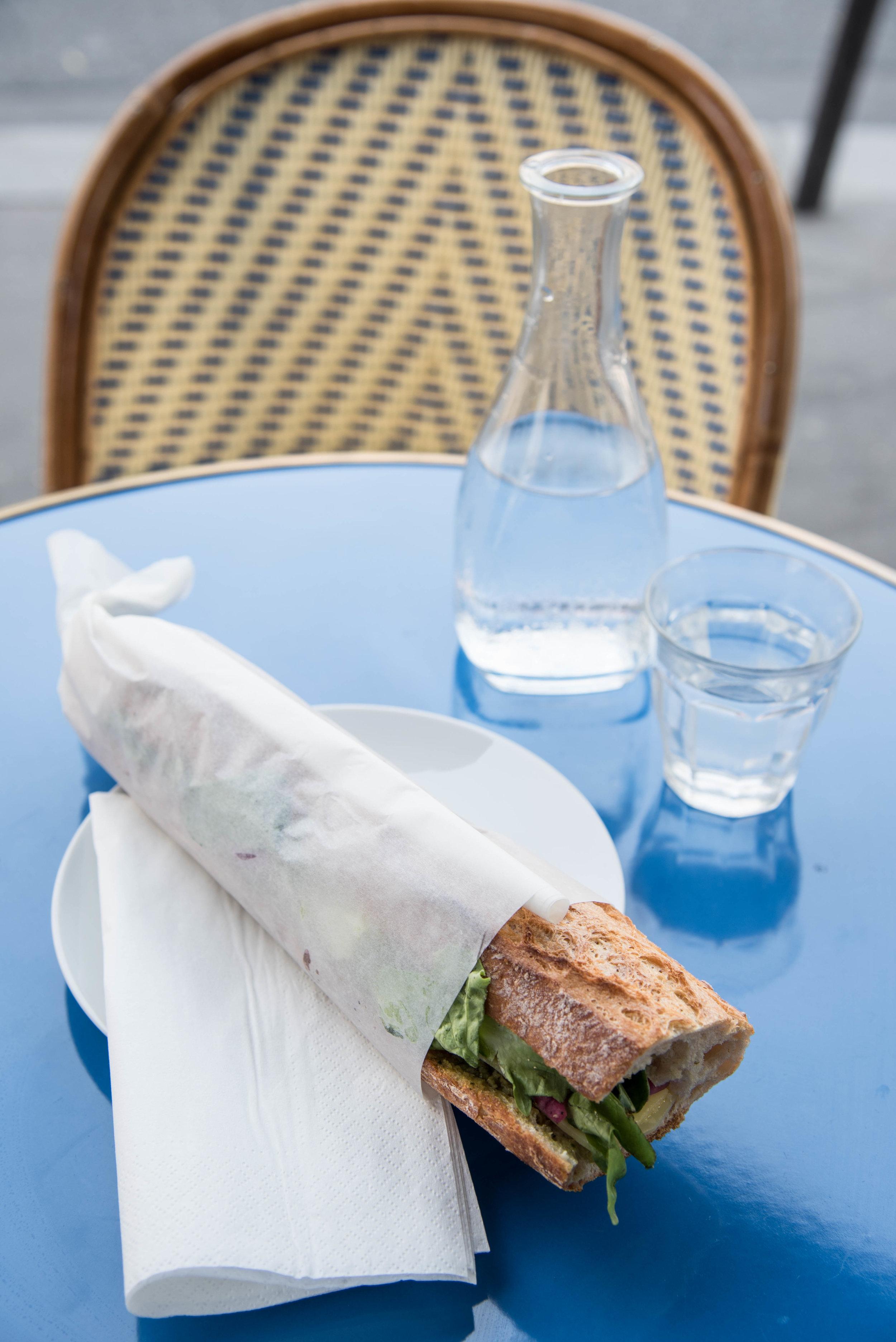 La Fontaine de Belleville - When in Paris, Dine at La Fontaine de Belleville