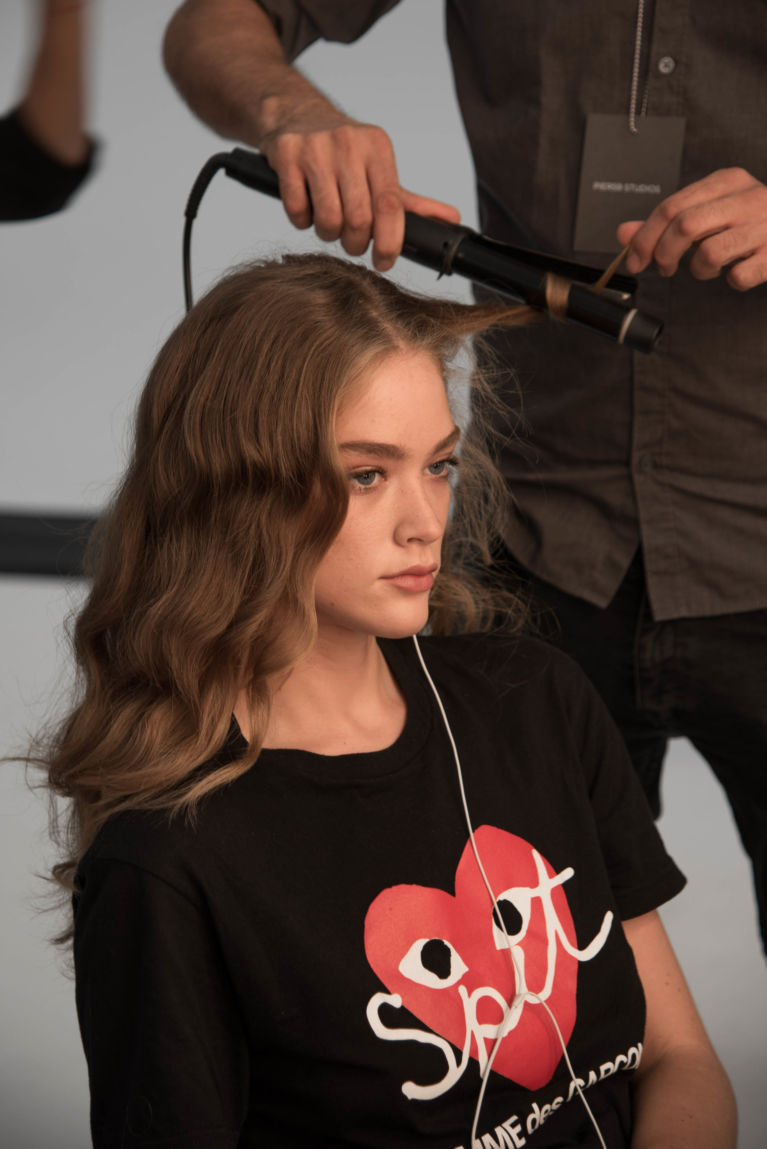 ROSE & IVY Journal Beauty Flash NYFW Spring 2018 Hellesey