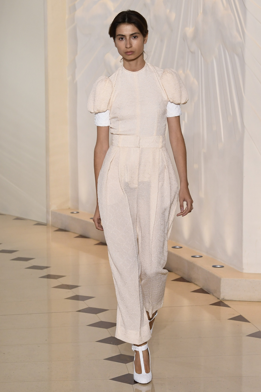 ROSE & IVY Journal London Fashion Week Spring 2018  Emilia Wickstead