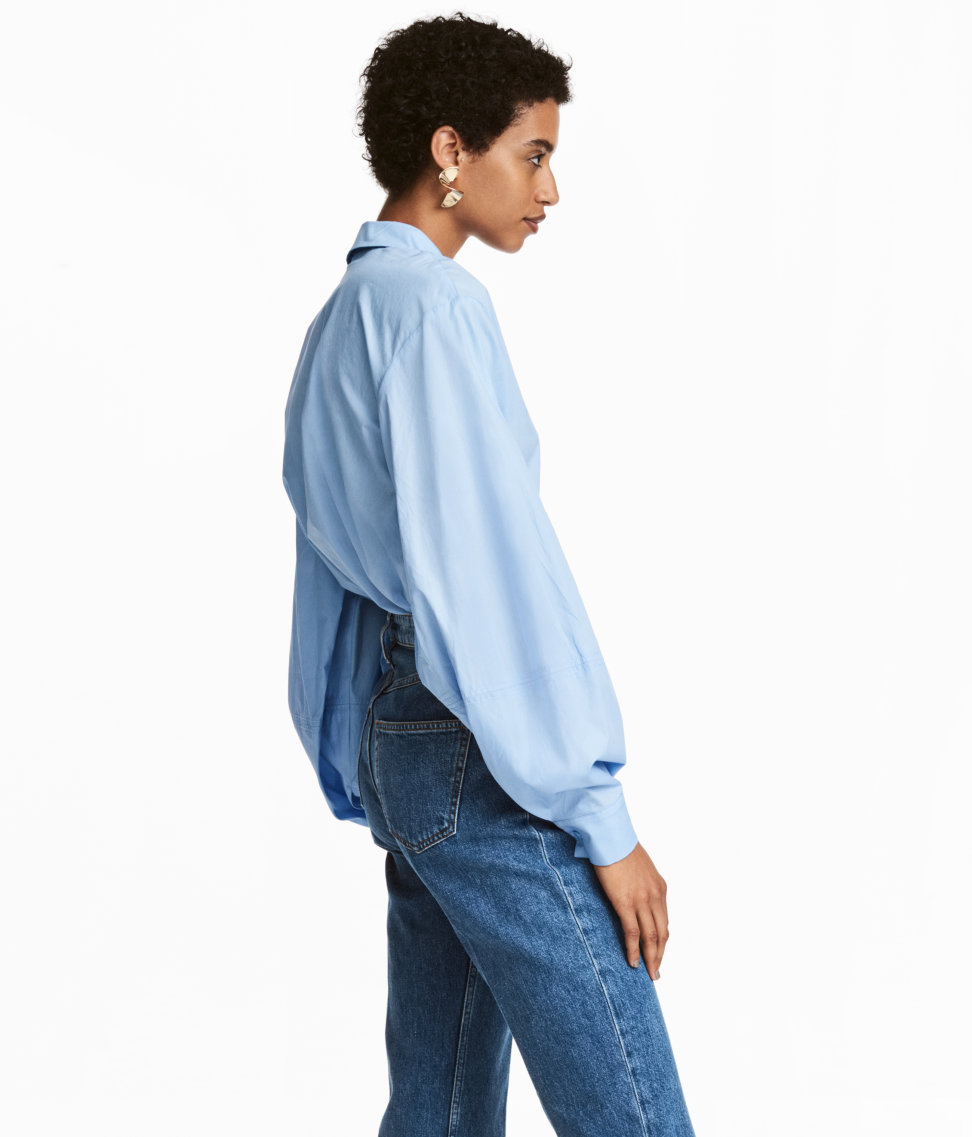 An Upgrade on a Basic - The Find | Courtesy of H&M
