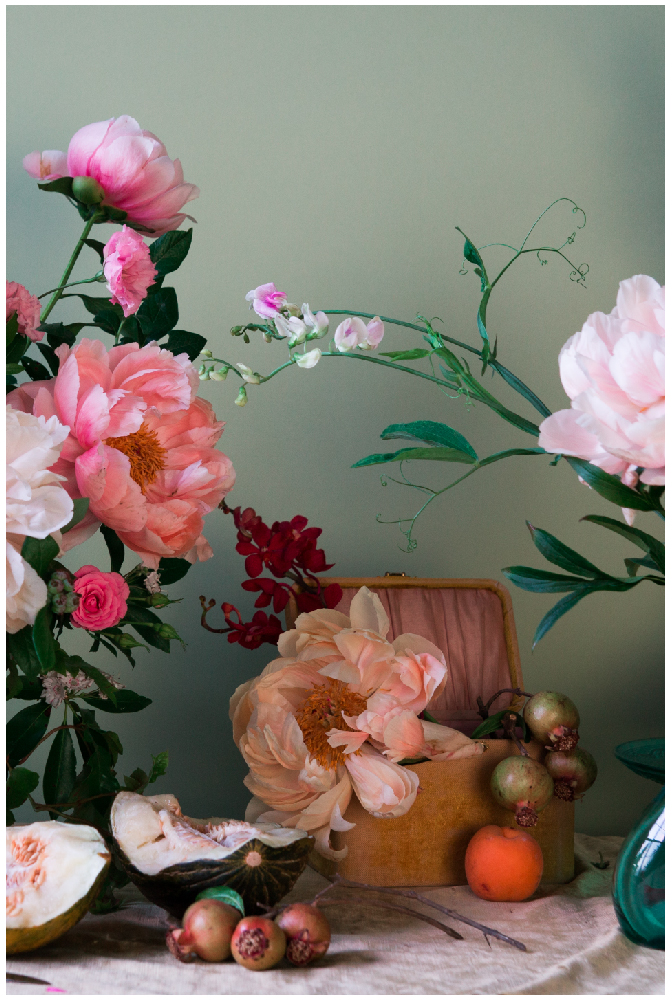 Inspired Blooms - Step into the world of Doan Ly