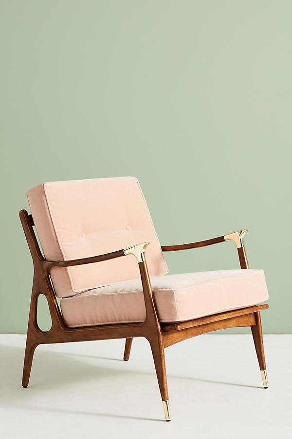 ROSE & IVY Journal The Find a Chair that Bridges Masculine & Feminine