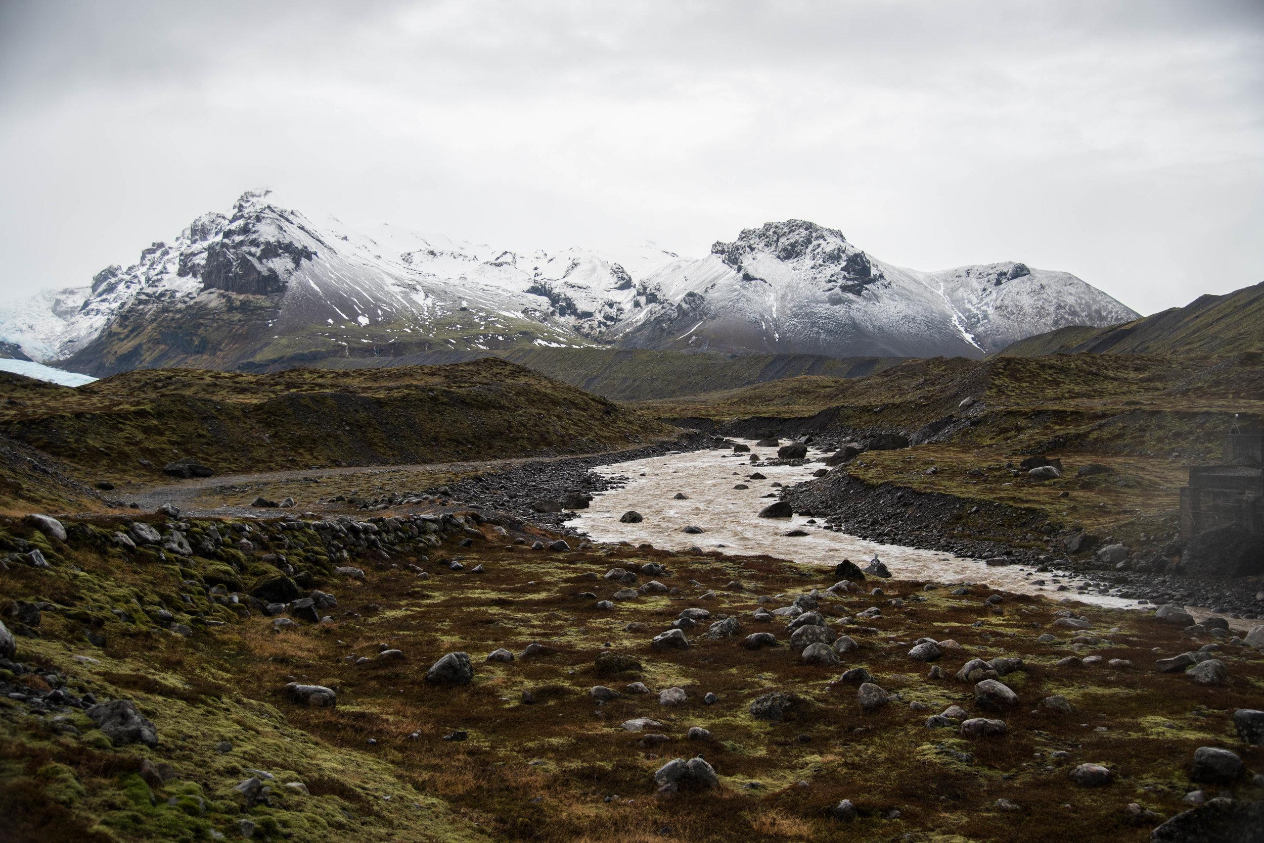 KvíamyrarkamburGlacier - Iceland's Secret Lagoon