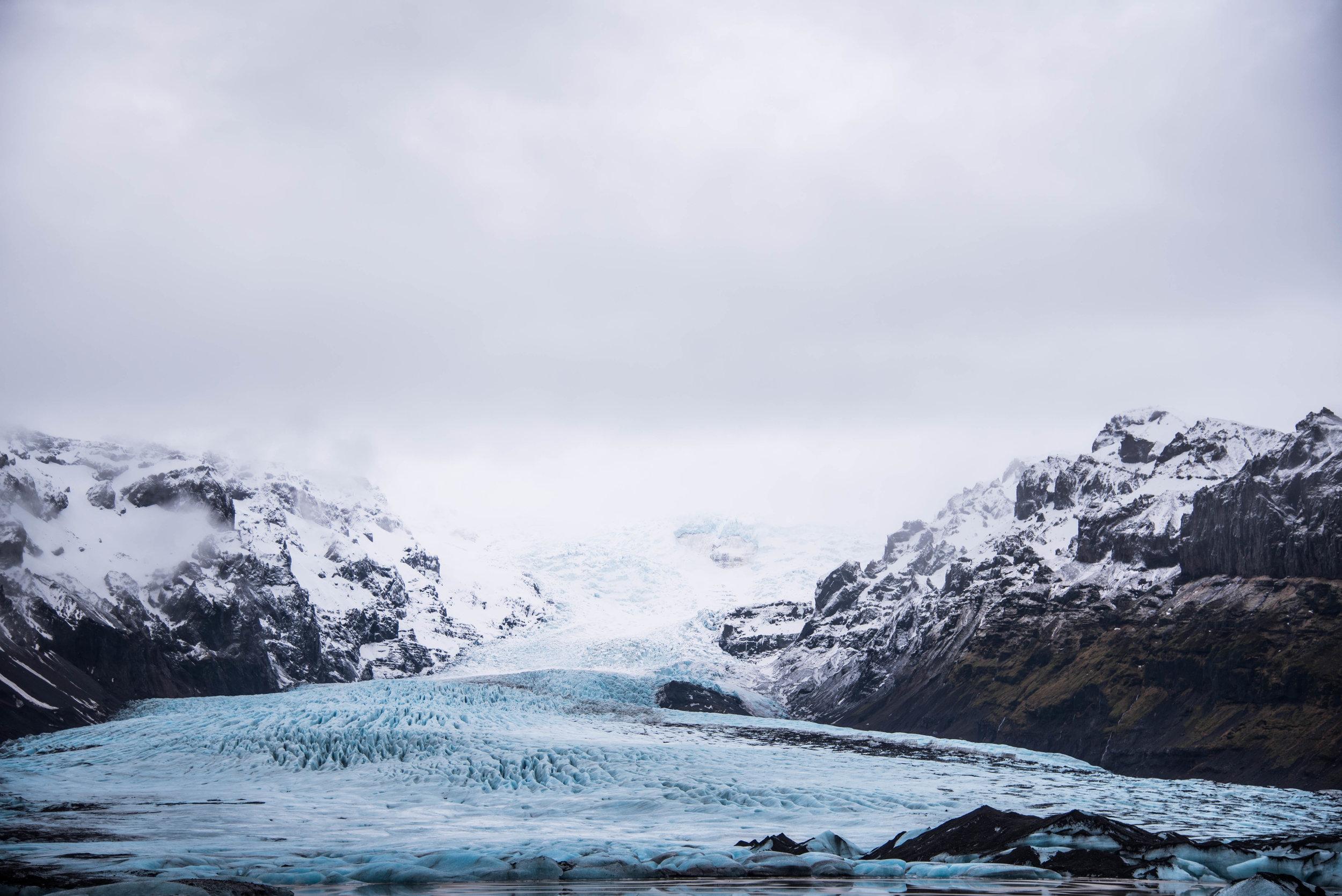 ROSE & IVY Journal Escape to Iceland Kvíamýrarkambur
