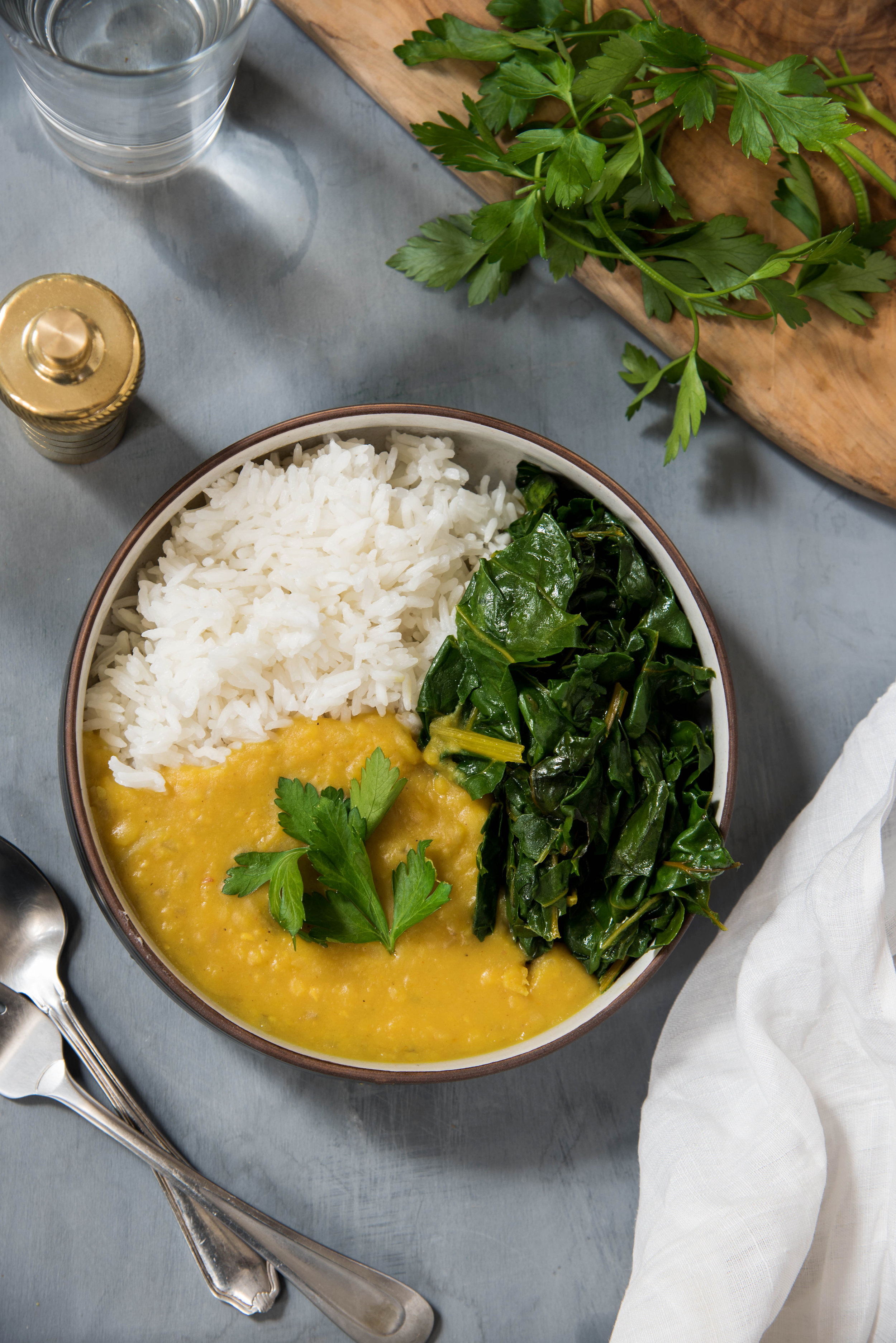Yellow Dal - The Ultimate Healthy Comfort Dish