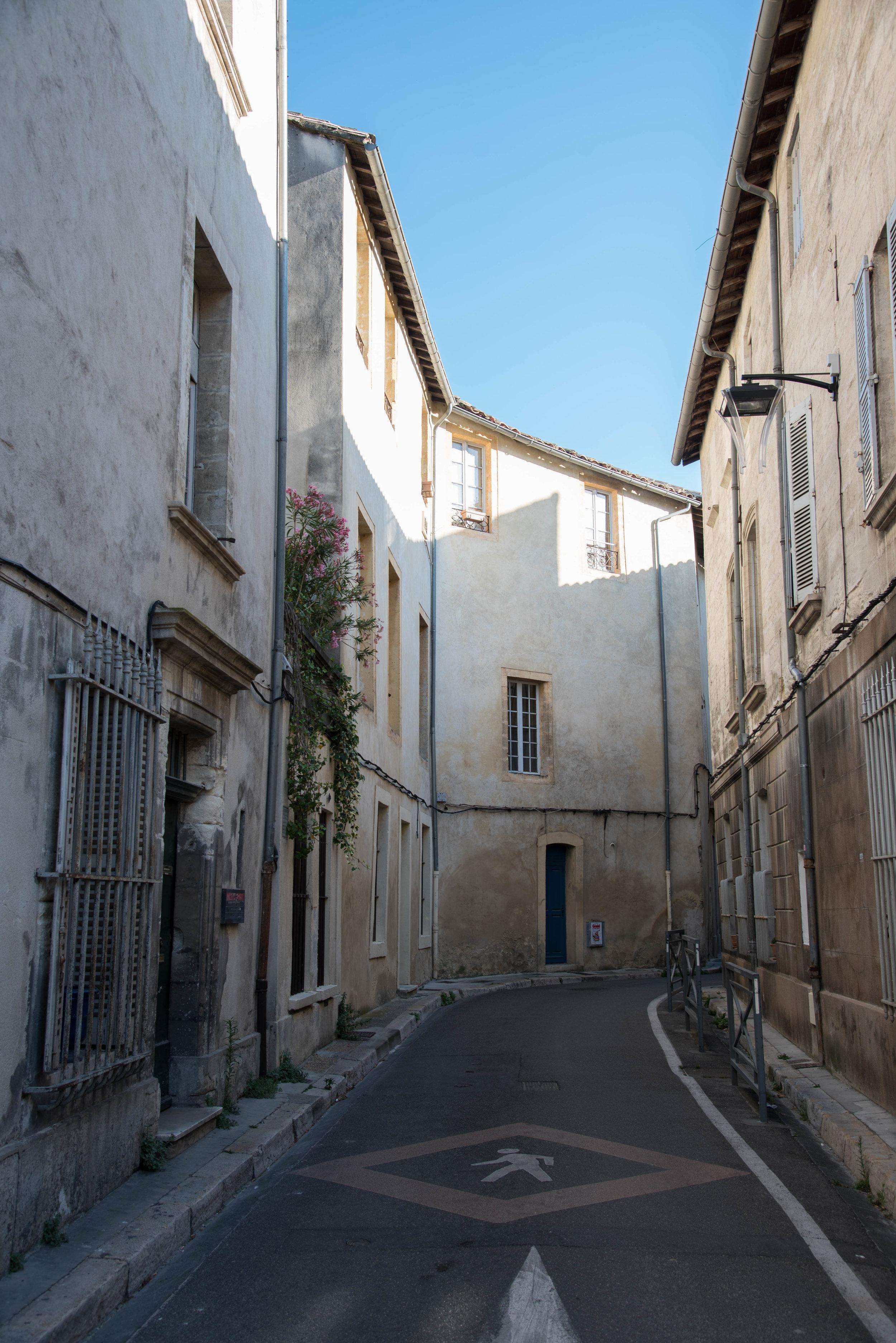 ROSE & IVY Journal R&I Travels Escape to Avignon