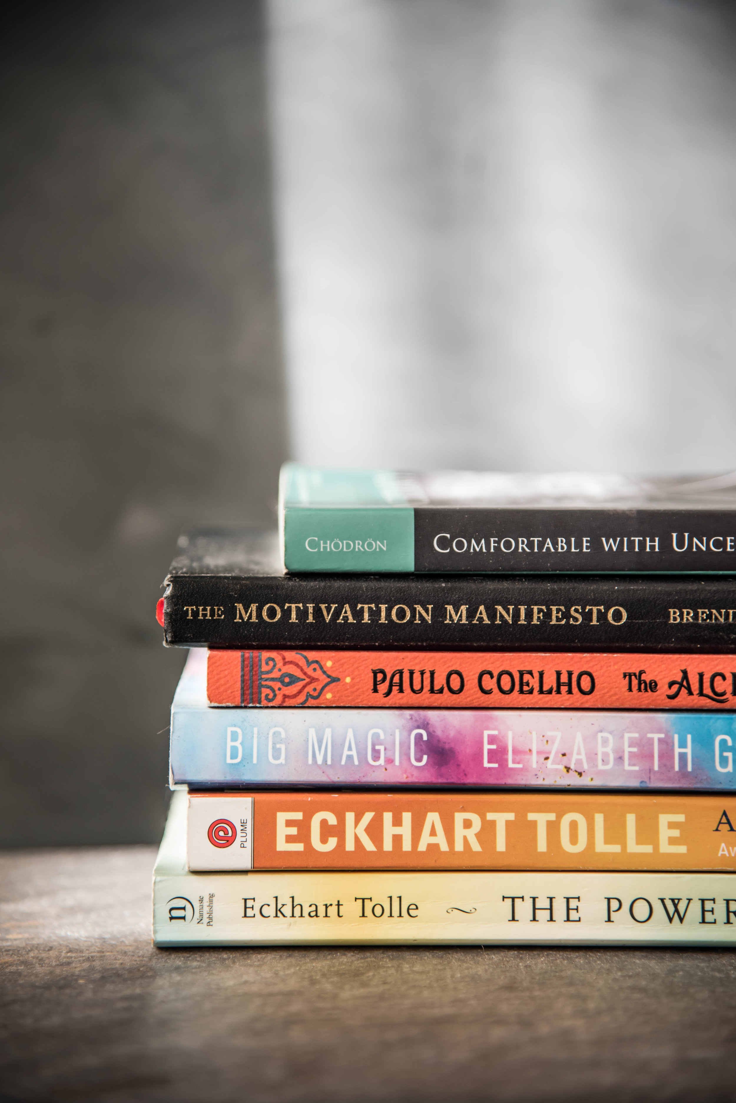Get Ready to Be Inspired - Our Favorite Books That Are Our Guideposts