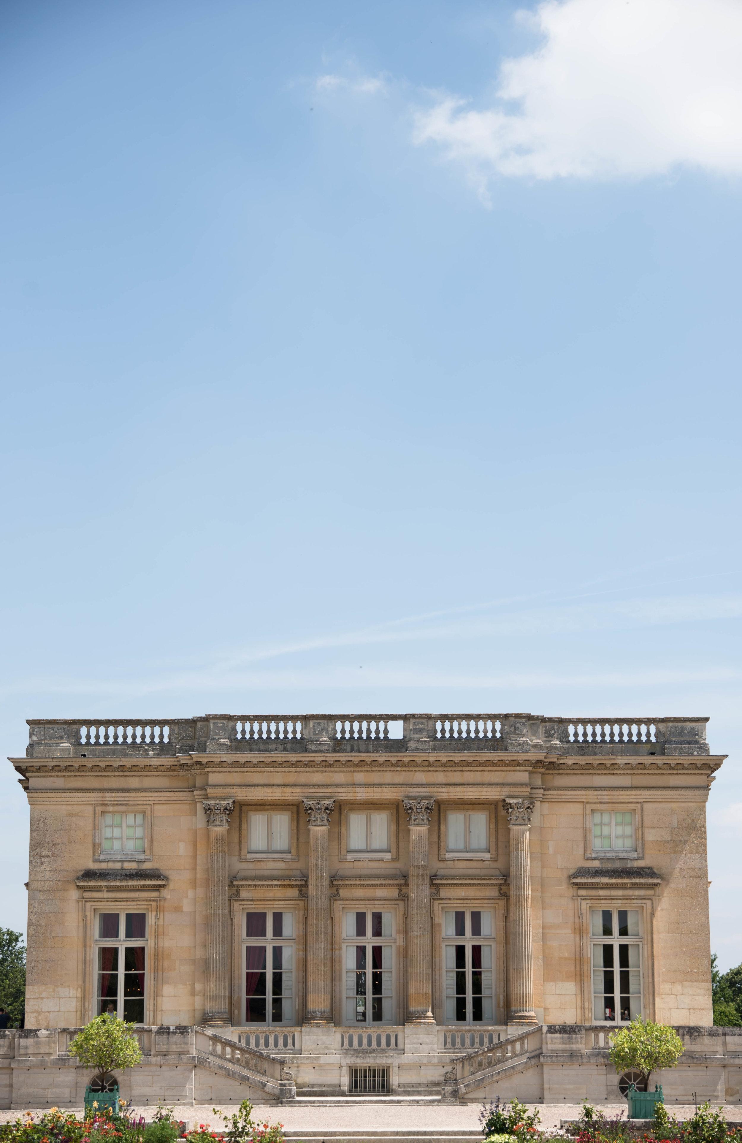 ROSE & IVY Journal Garden Dreamer Solitude Among the Beauty of Versailles