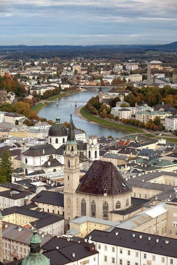 ROSE & IVY Journal Wanderlust List 2018 Salzburg, Austria